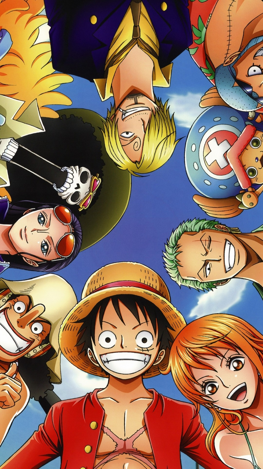 1080x1920 One Piece Iphone Wallpaper Download Free.