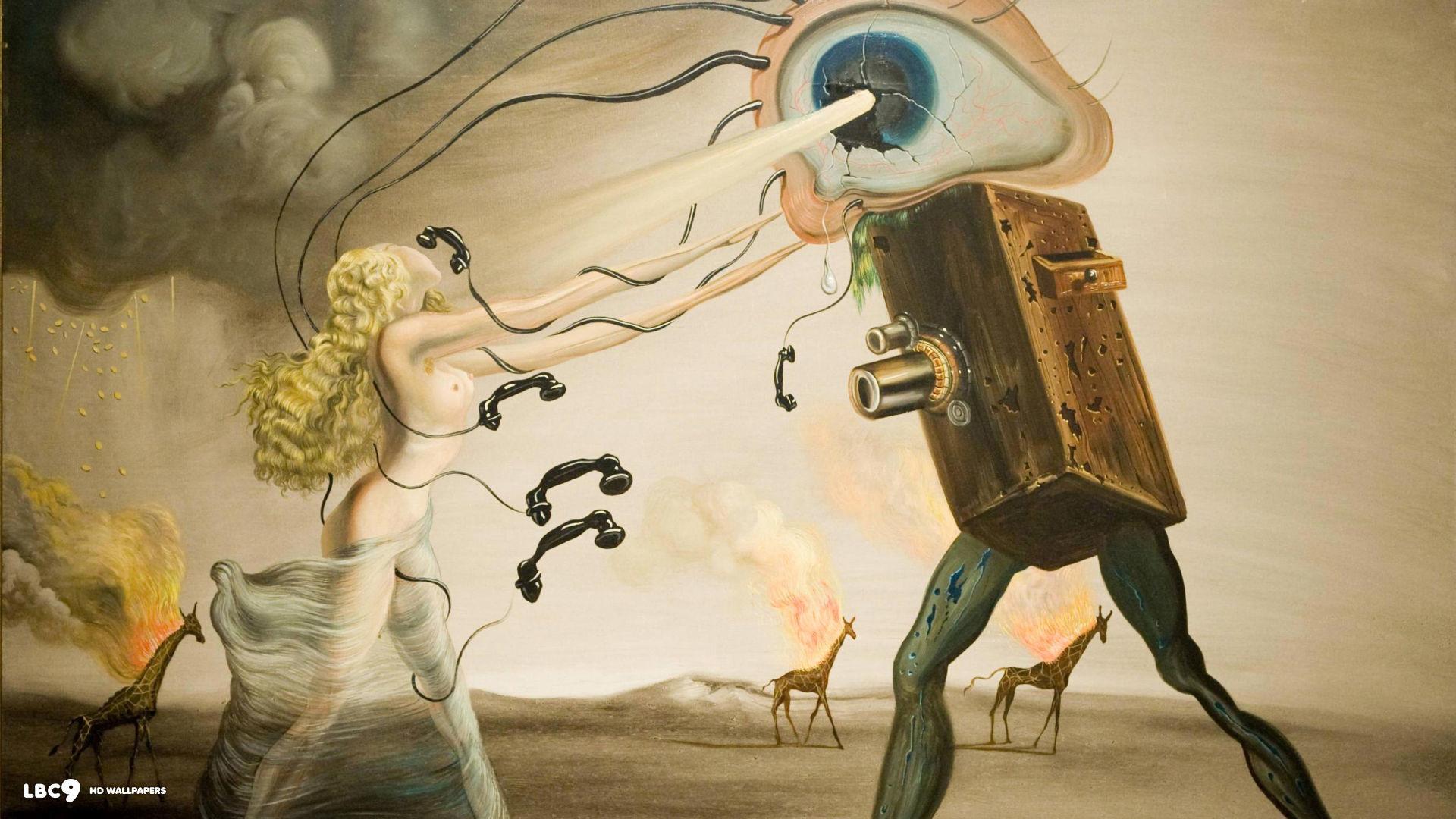 Salvador Dali Wallpapers Free (63+ images)