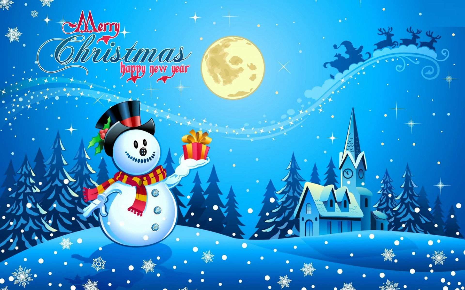Fondos Pantalla Animados De Navidad: Merry Christmas Wallpaper (78+ Images