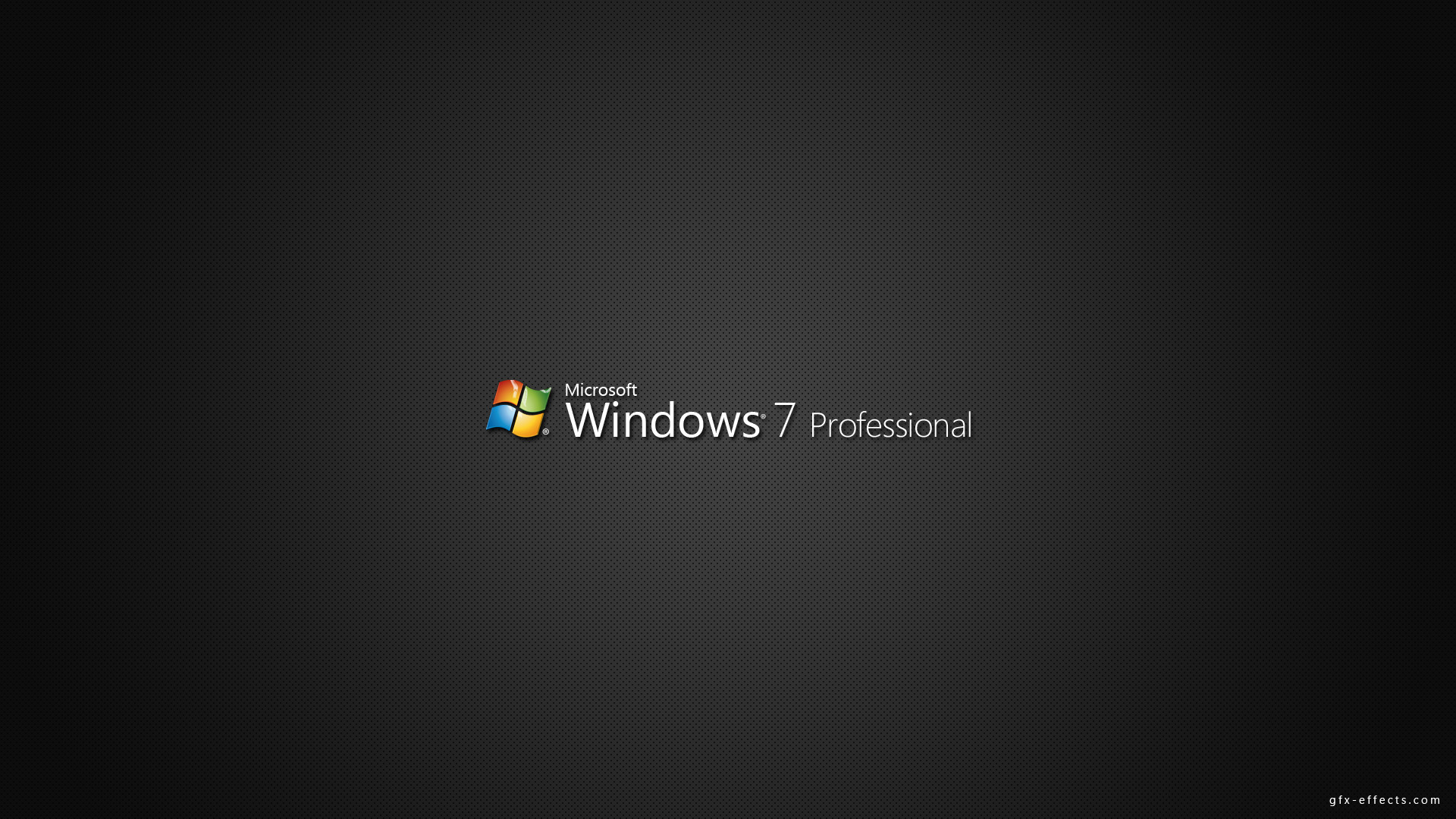 1920x1080 Windows 7 Ultimate Logo wallpaper 2372
