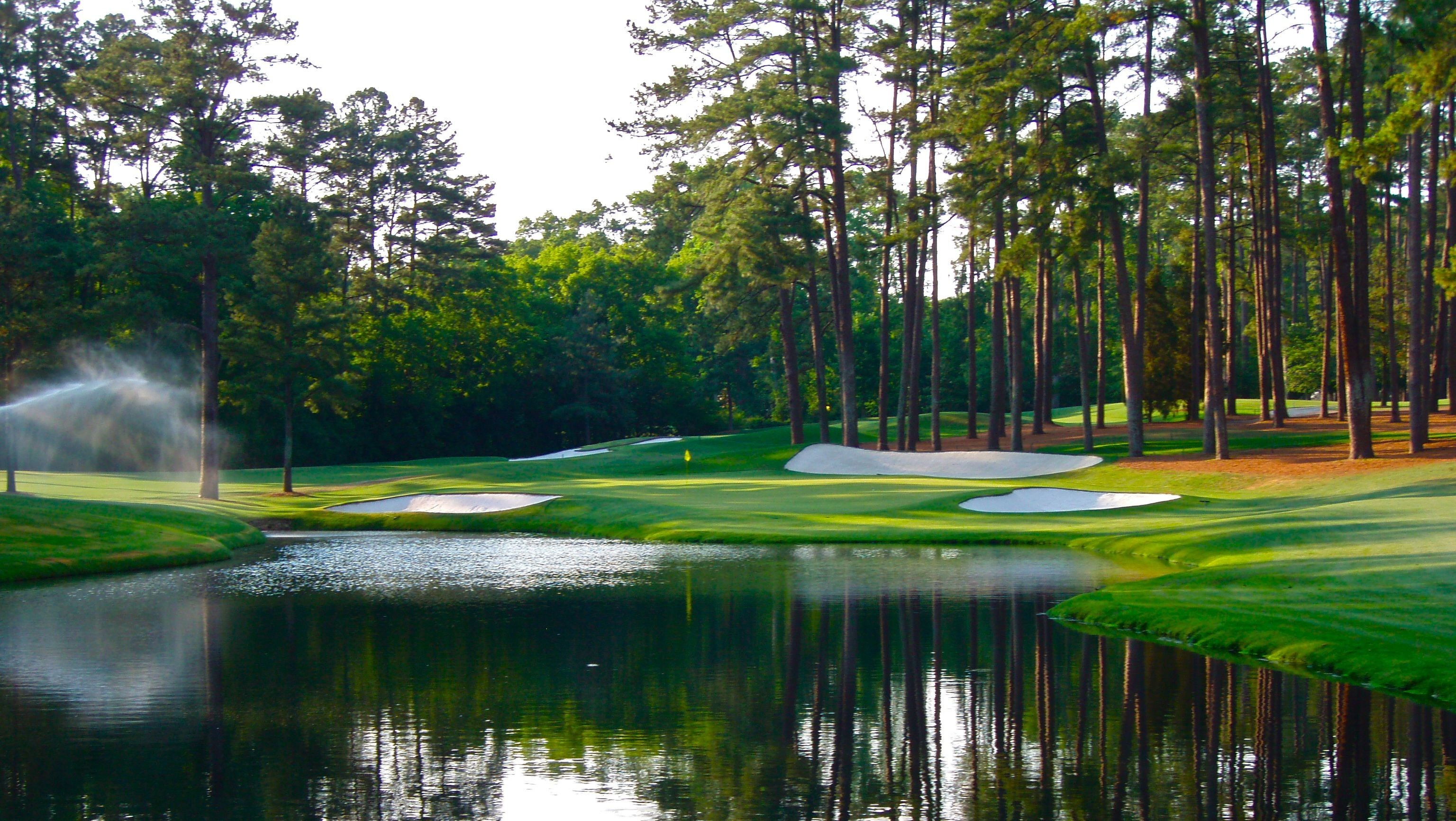 3072x1734 The Augusta National Golf Course Wallpapers HD Masters