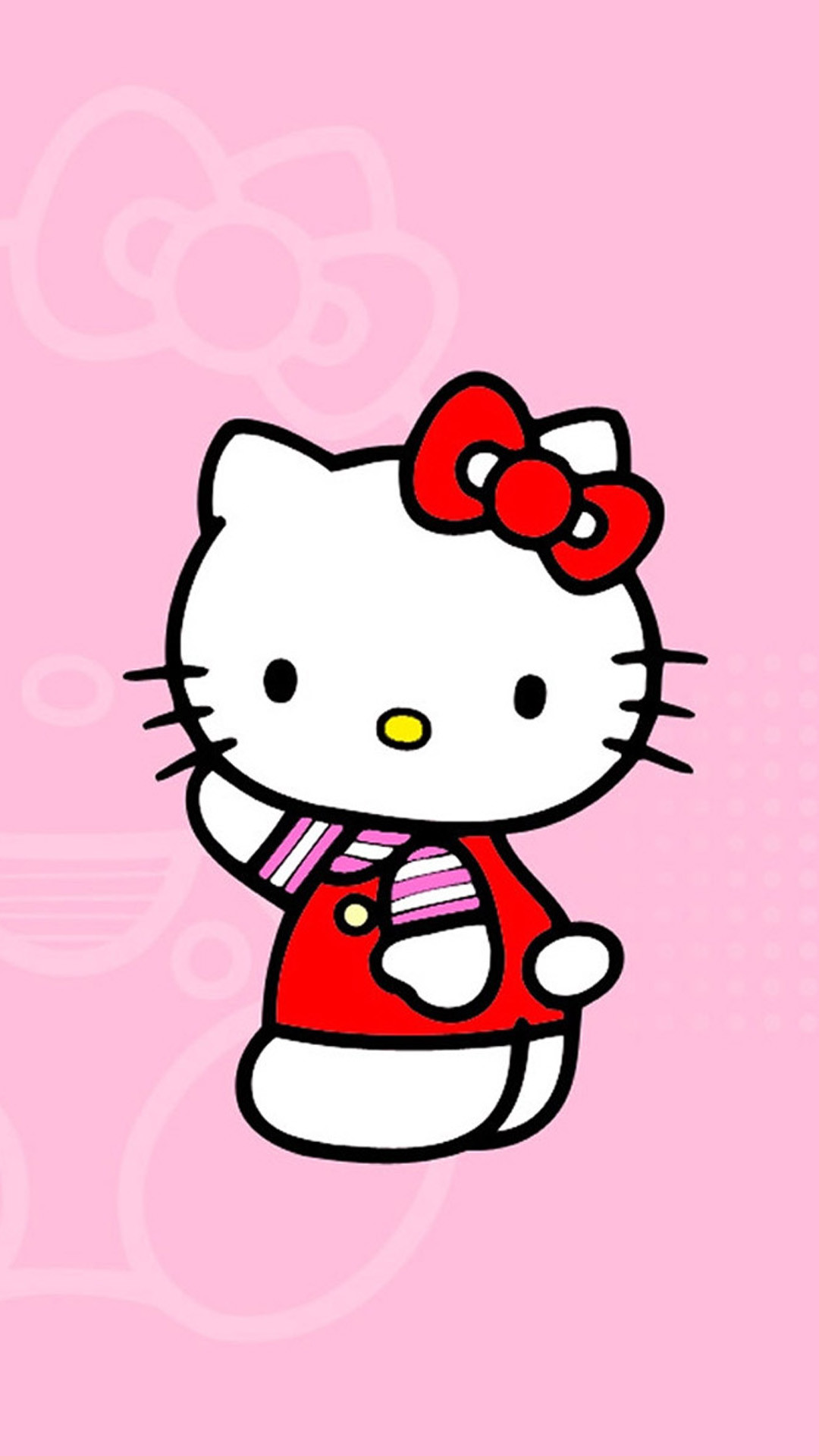 1080x1920 Hello Kitty Wallpaper iPhone 6 Plus Wallpapers HD
