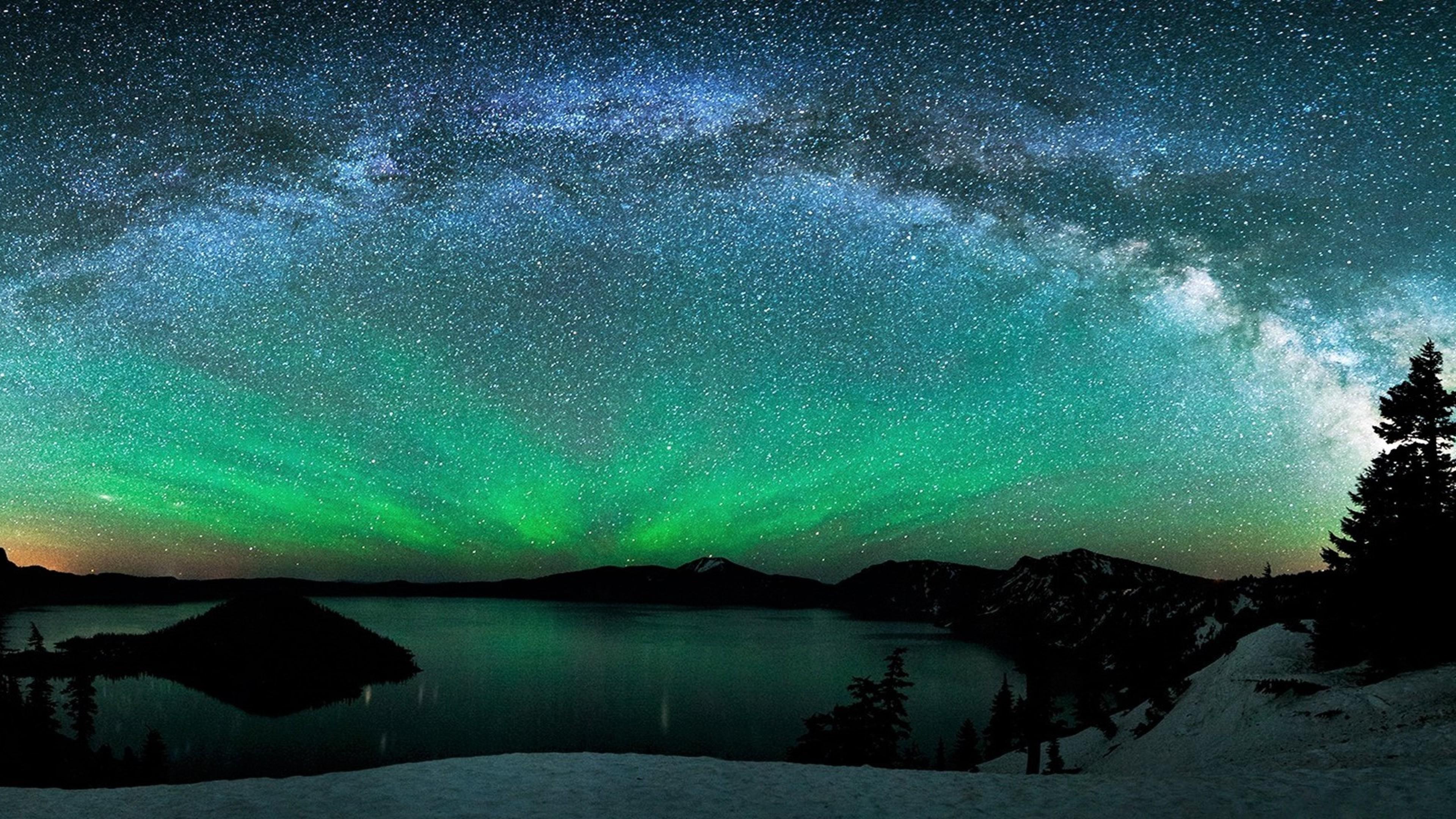Northern Lights Wallpaper 4k 76 Images