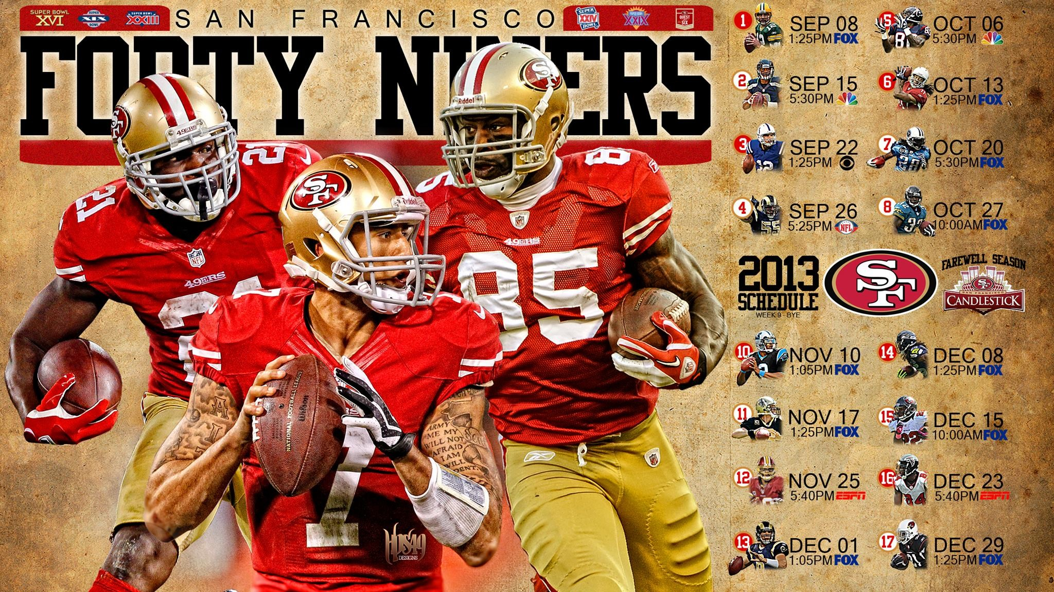 San francisco 49ers screensaver wallpaper 66 images 1920x1080 new 49ers wallpapers for desktop and mobile voltagebd Gallery