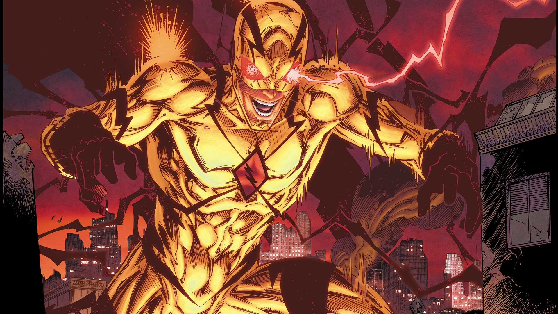 The flash new 52 wallpaper 70 images - New 52 wallpaper ...