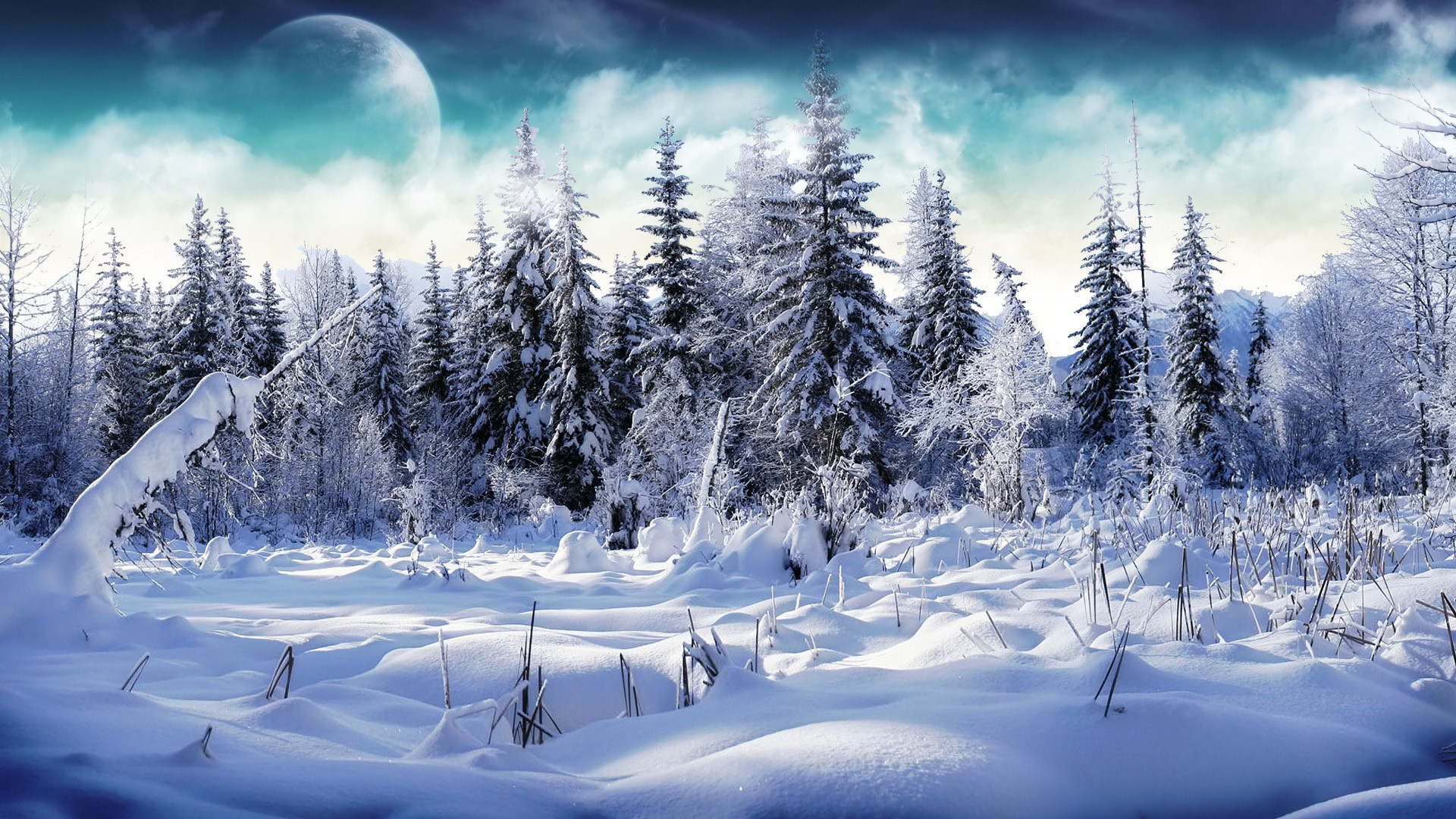 1920x1080 Beautiful-Snow-HD-Wallpapers Free Download