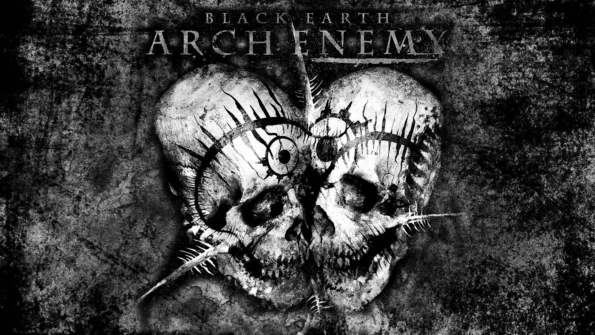 1920x1080 ... ARCH ENEMY - Black Earth 01 [WALLPAPER] by disturbedkorea