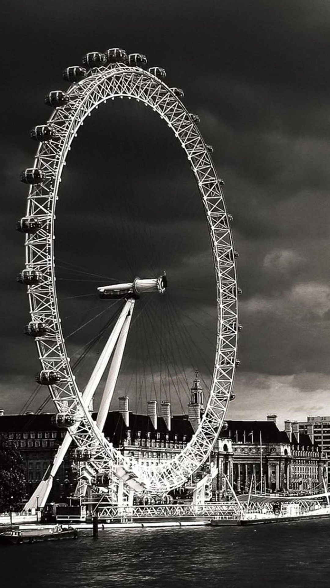 2048x2048 2048x2048 wallpaper london bridge big ben black white skyscrapers
