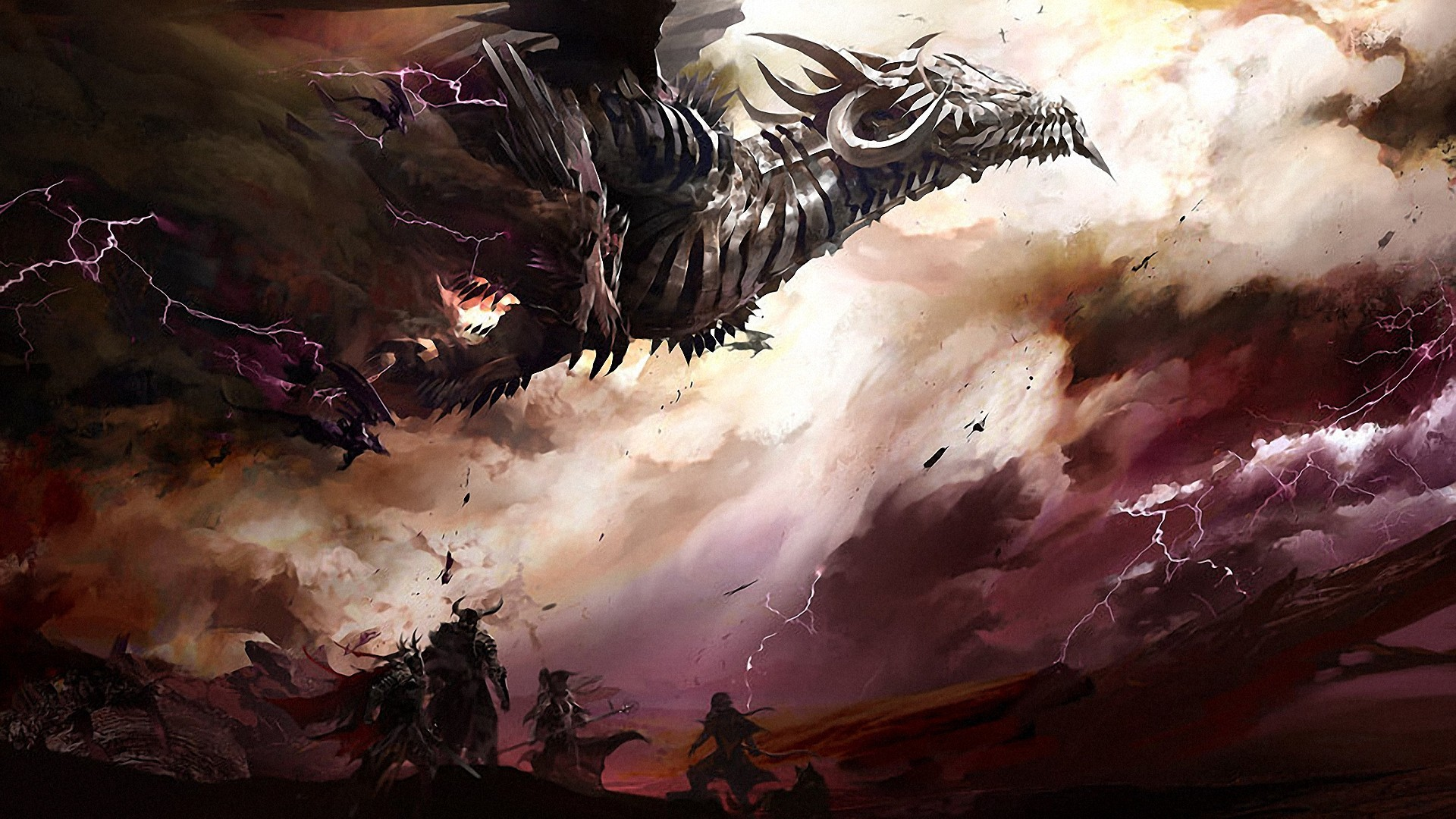 1920x1080 Video Game - Guild Wars 2 Wallpaper