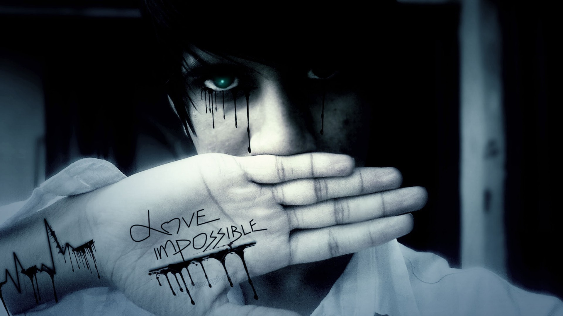 Emo Love Couples Hd Wallpapers And Pictures: Emo Wallpapers (50+ Images