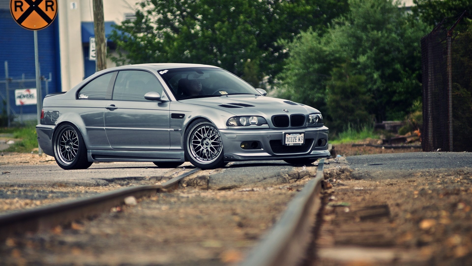1920x1080 Bmw M3 E46 Wallpaper HD