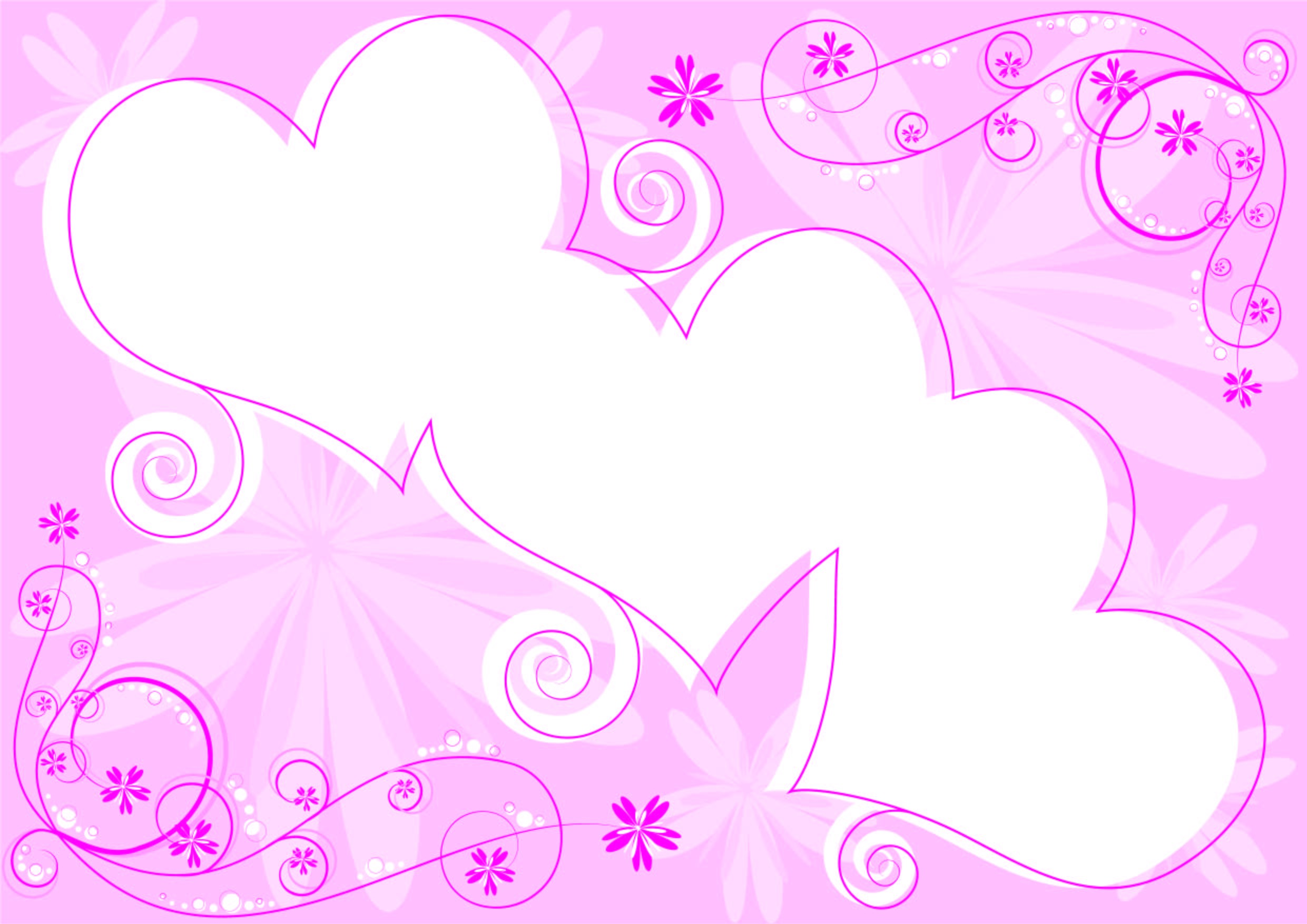 2481x1755 Explore and share Cute Pink Heart Wallpaper
