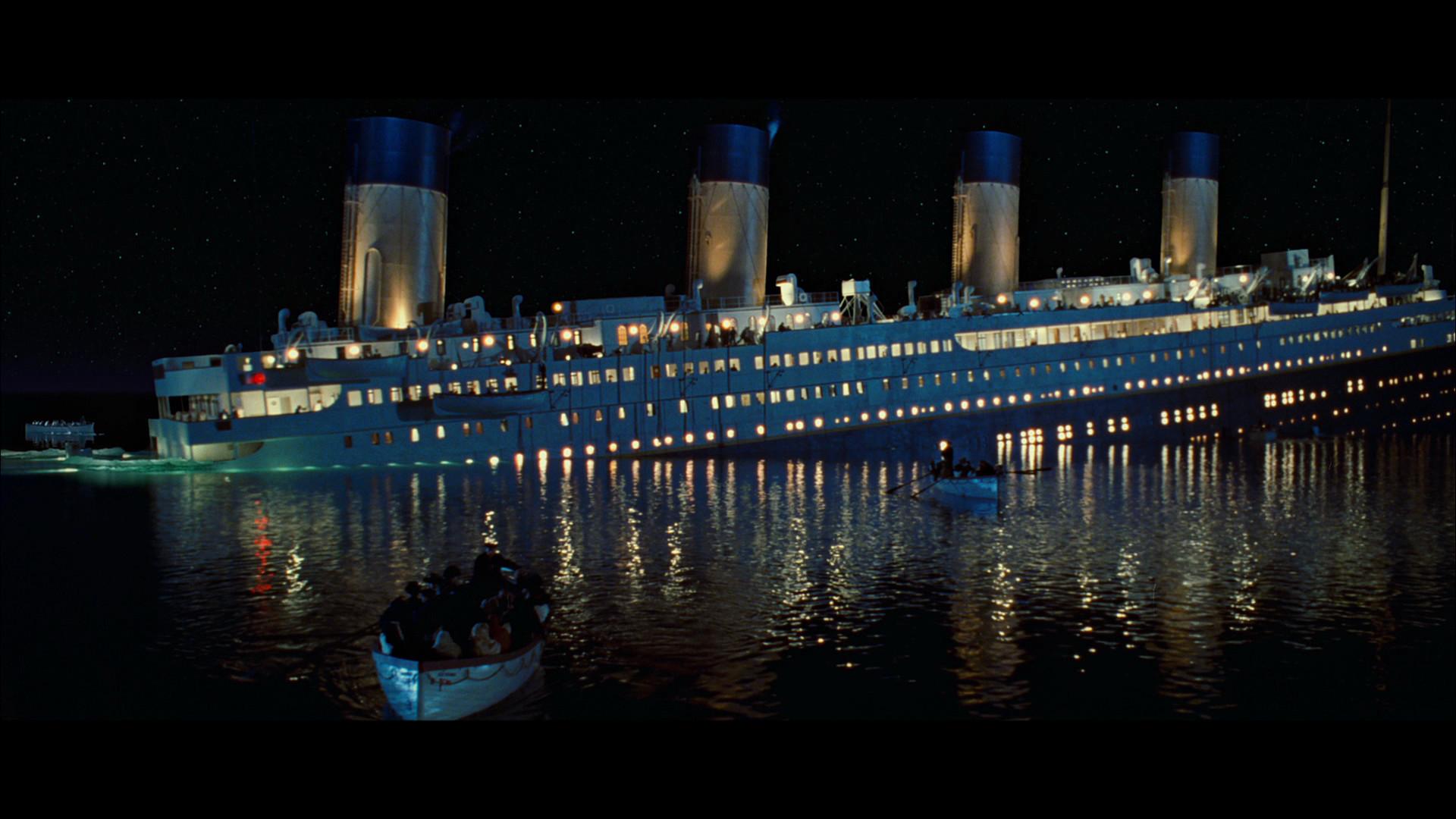 Titanic Sinking Wallpaper 59 Images