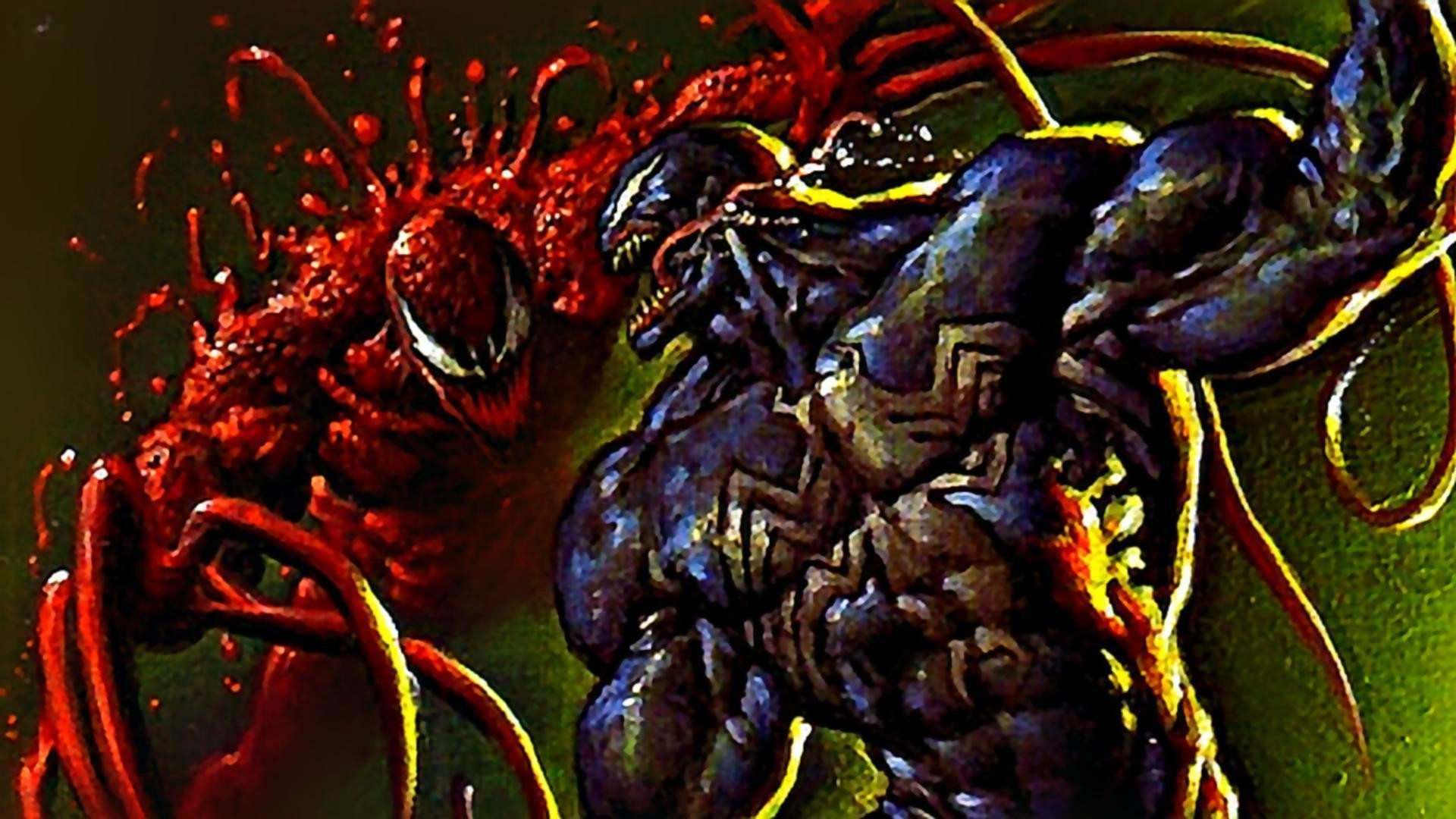 venom vs carnage wallpaper 70 images