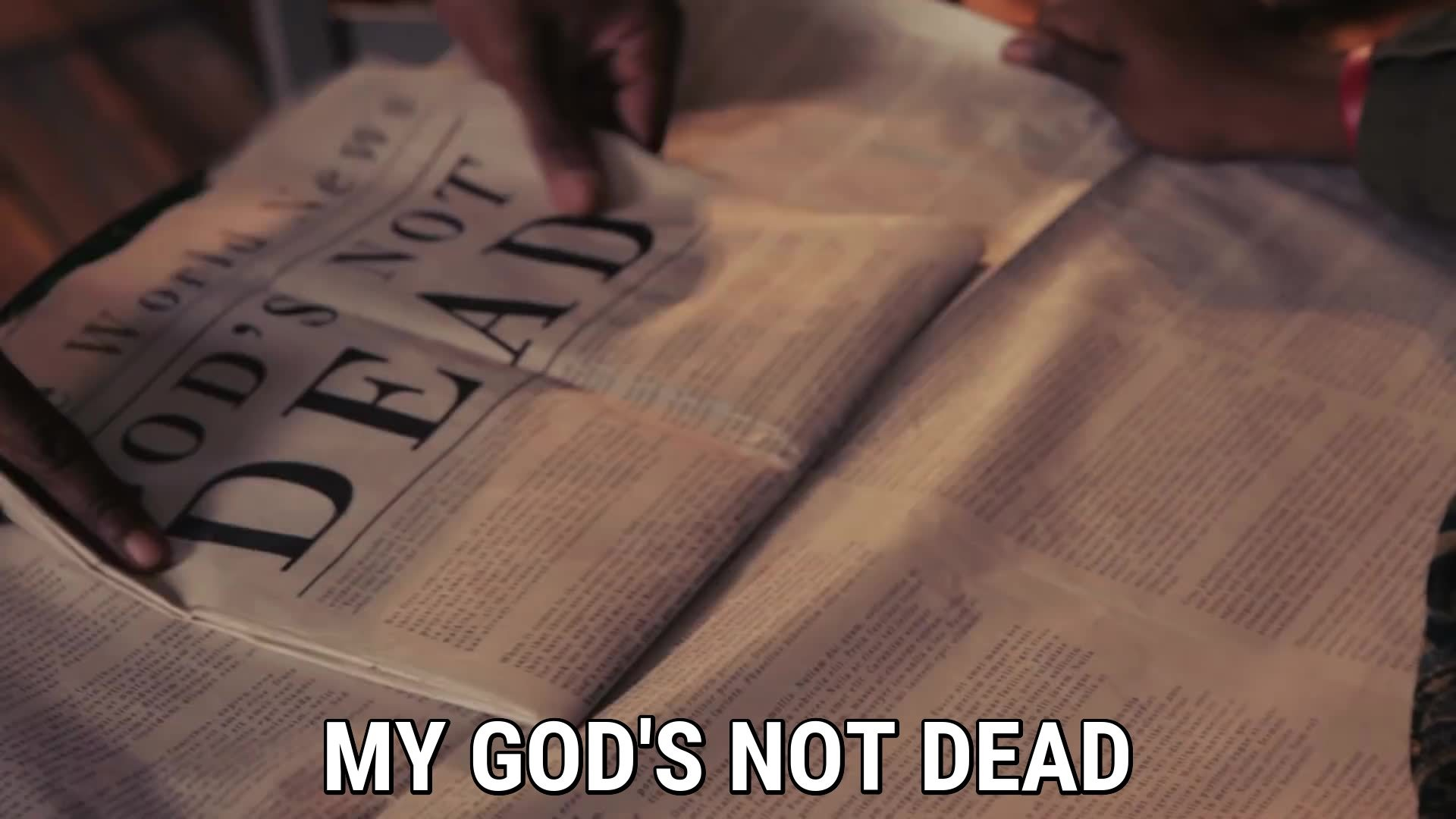 1920x1080 My God's not dead