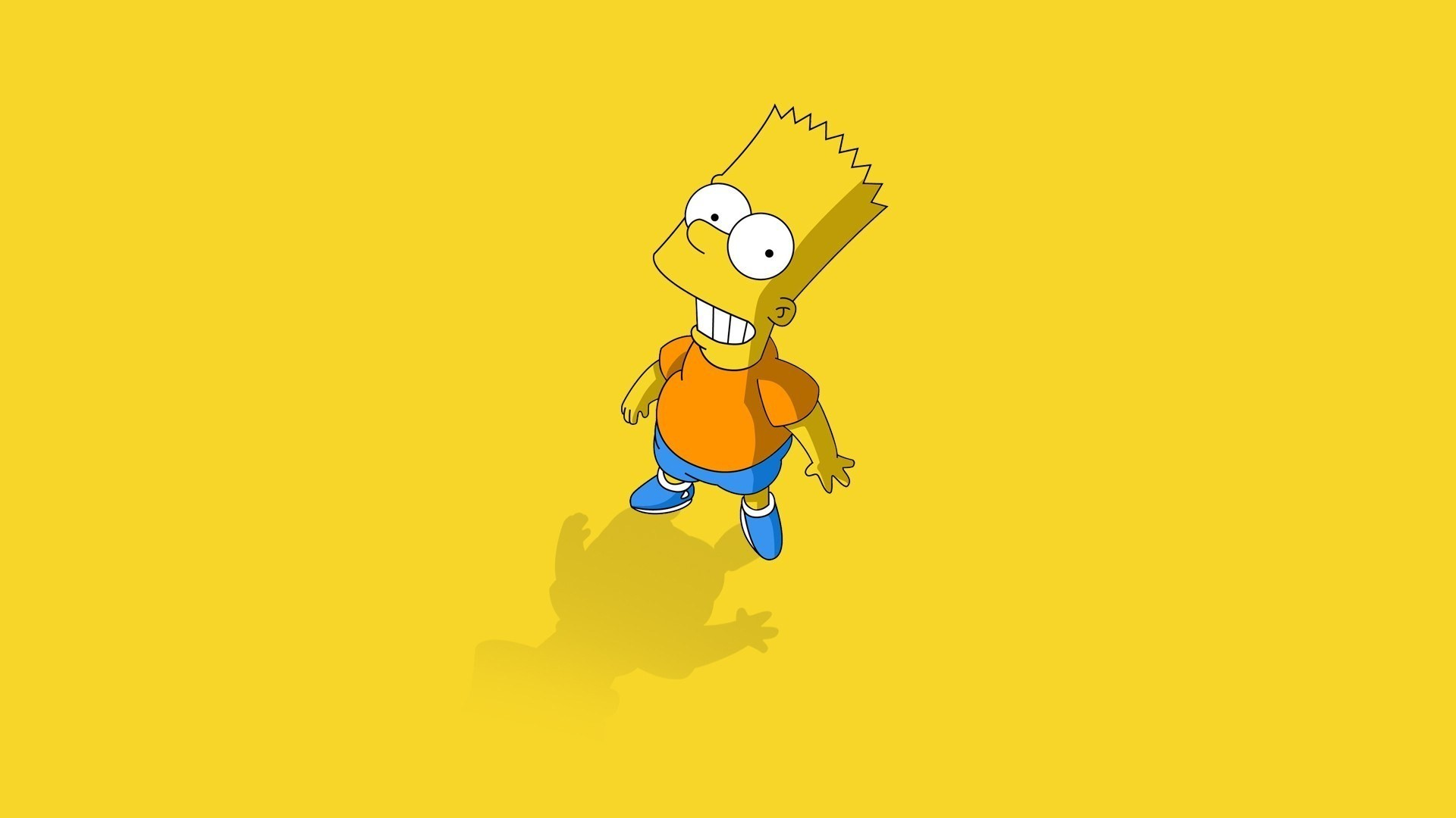 Black Cartoon Wallpaper 55 Image Collections Of: Bart Simpson Wallpapers (68+ Images