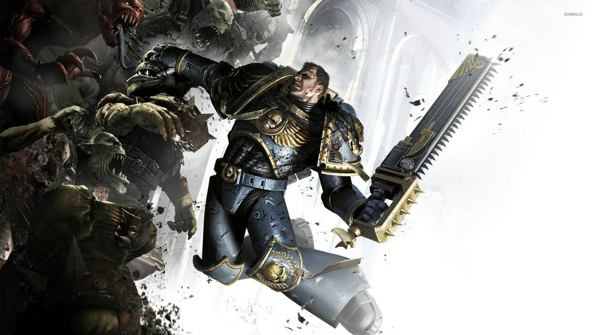 1920x1080 Warhammer 40,000 [8] wallpaper