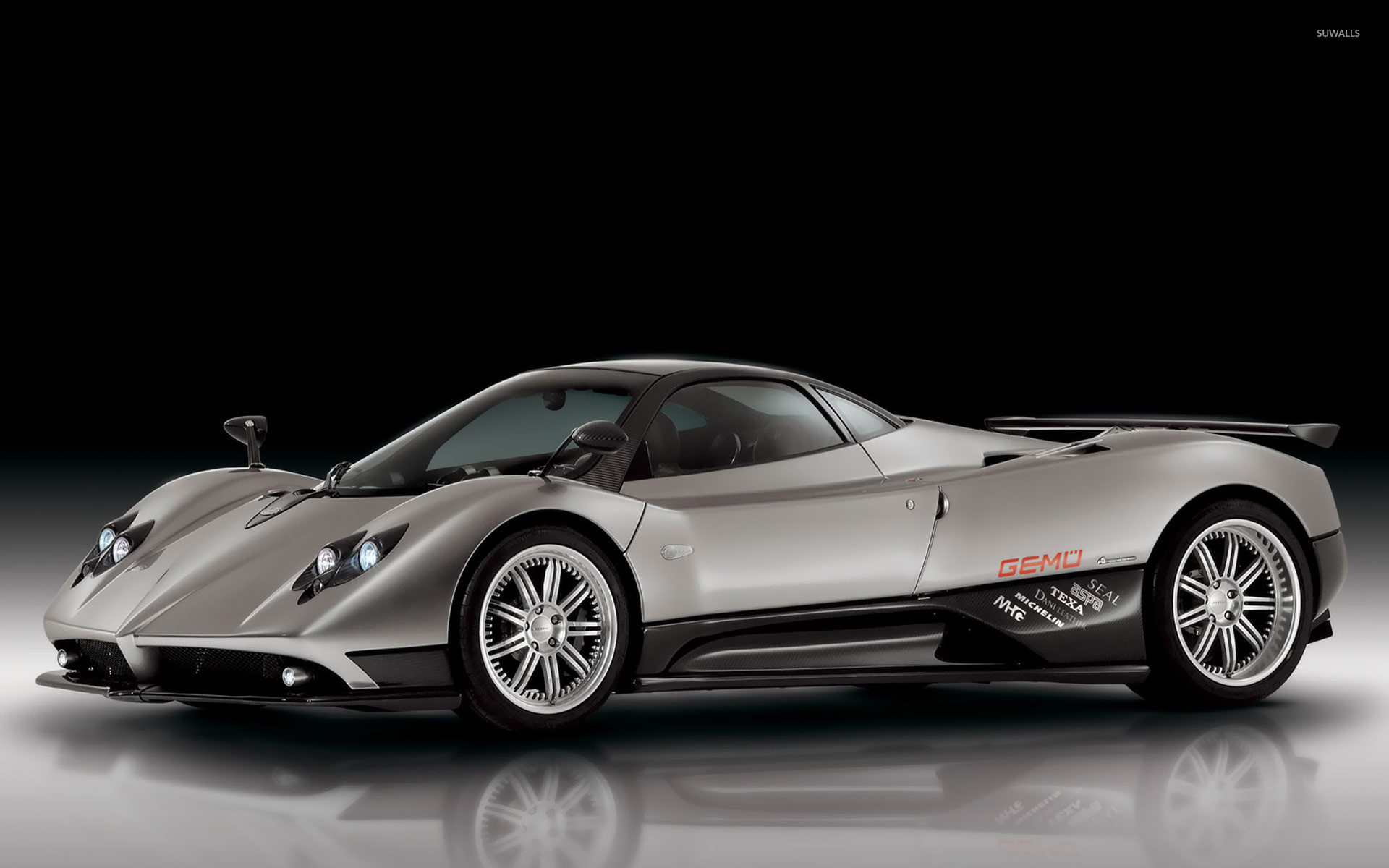 1920x1200 Pagani Zonda F [3] wallpaper