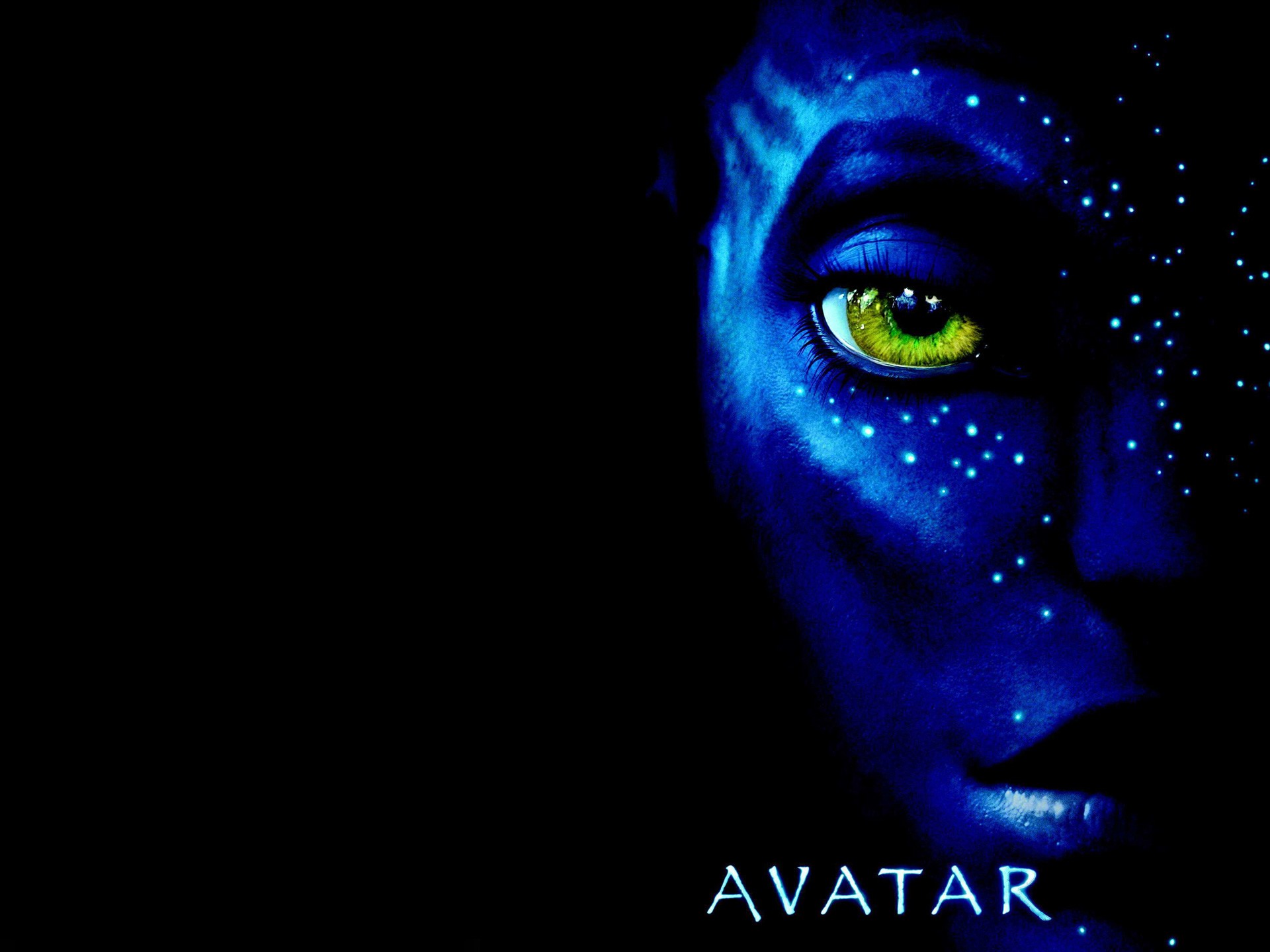 1920x1440 Official Avatar Movie Poster Wallpapers HD Wallpapers
