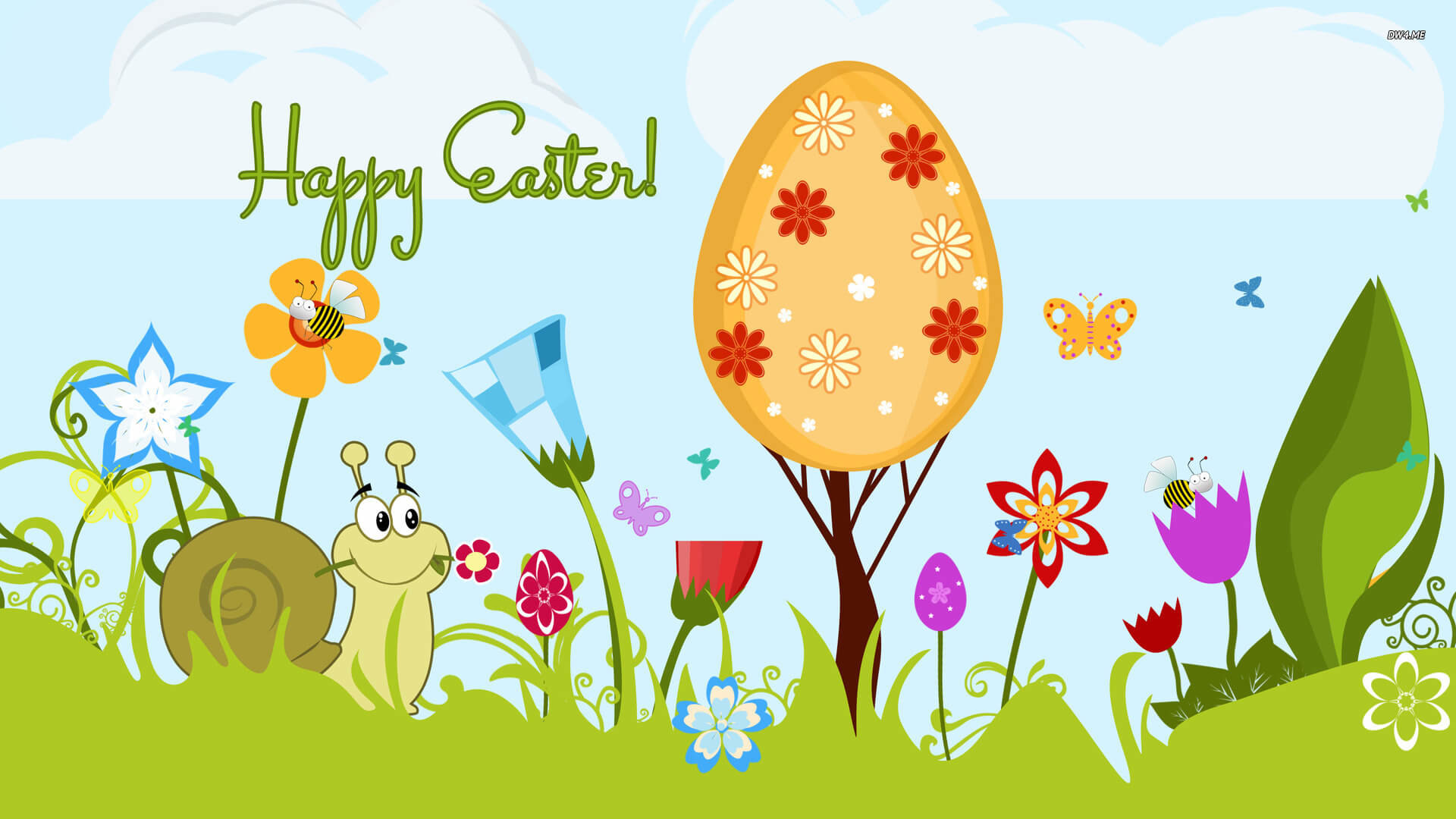 1920x1080 Happy Easter Wallpapers