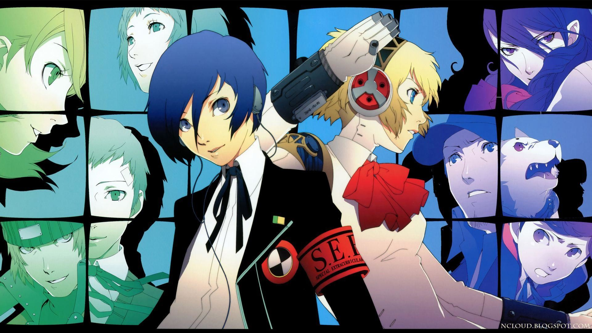 1920x1080 Wallpapers For > Persona 3 Fes Wallpaper Hd
