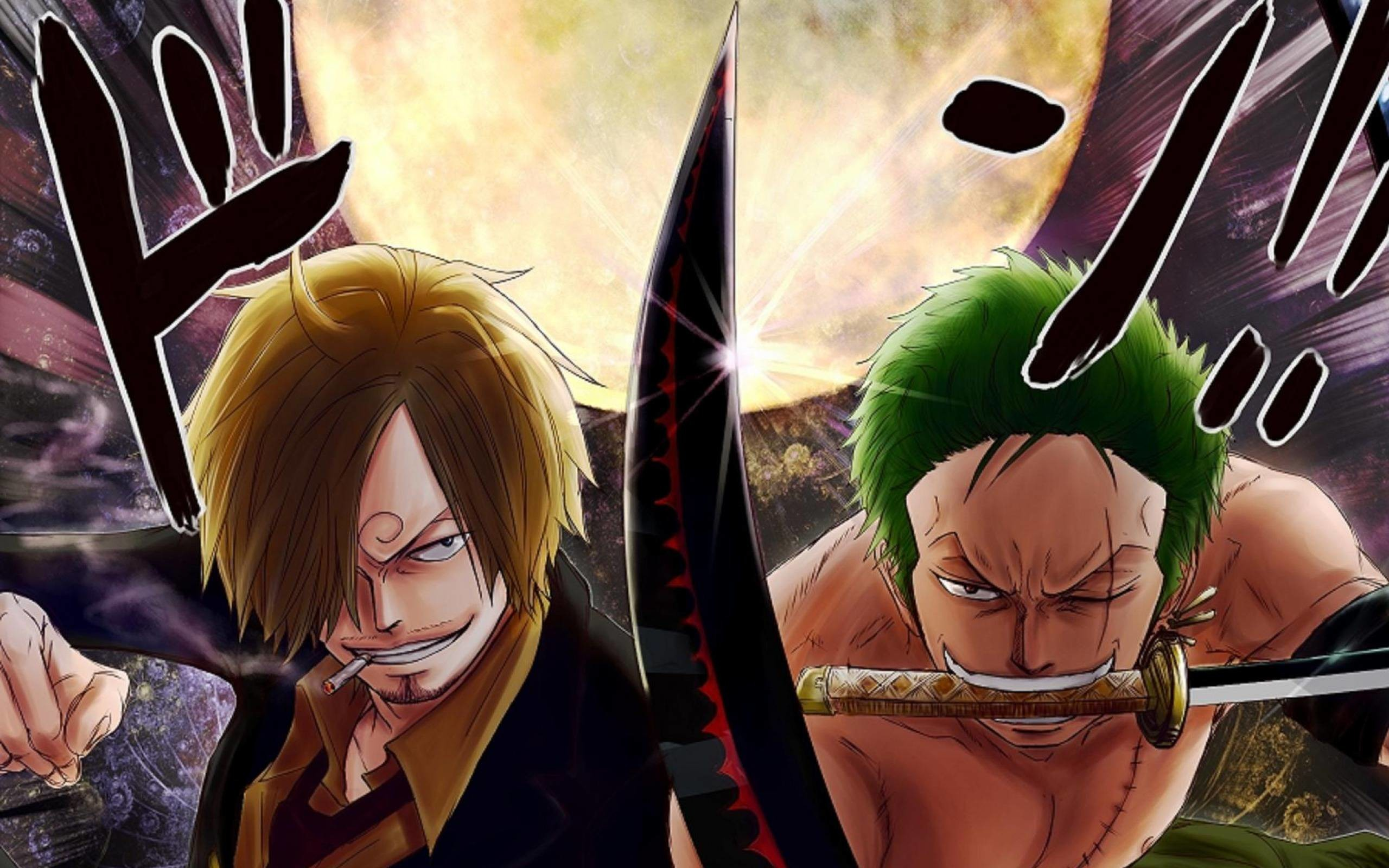2560x1600 One Piece Sanji Wallpapers Group (75+)