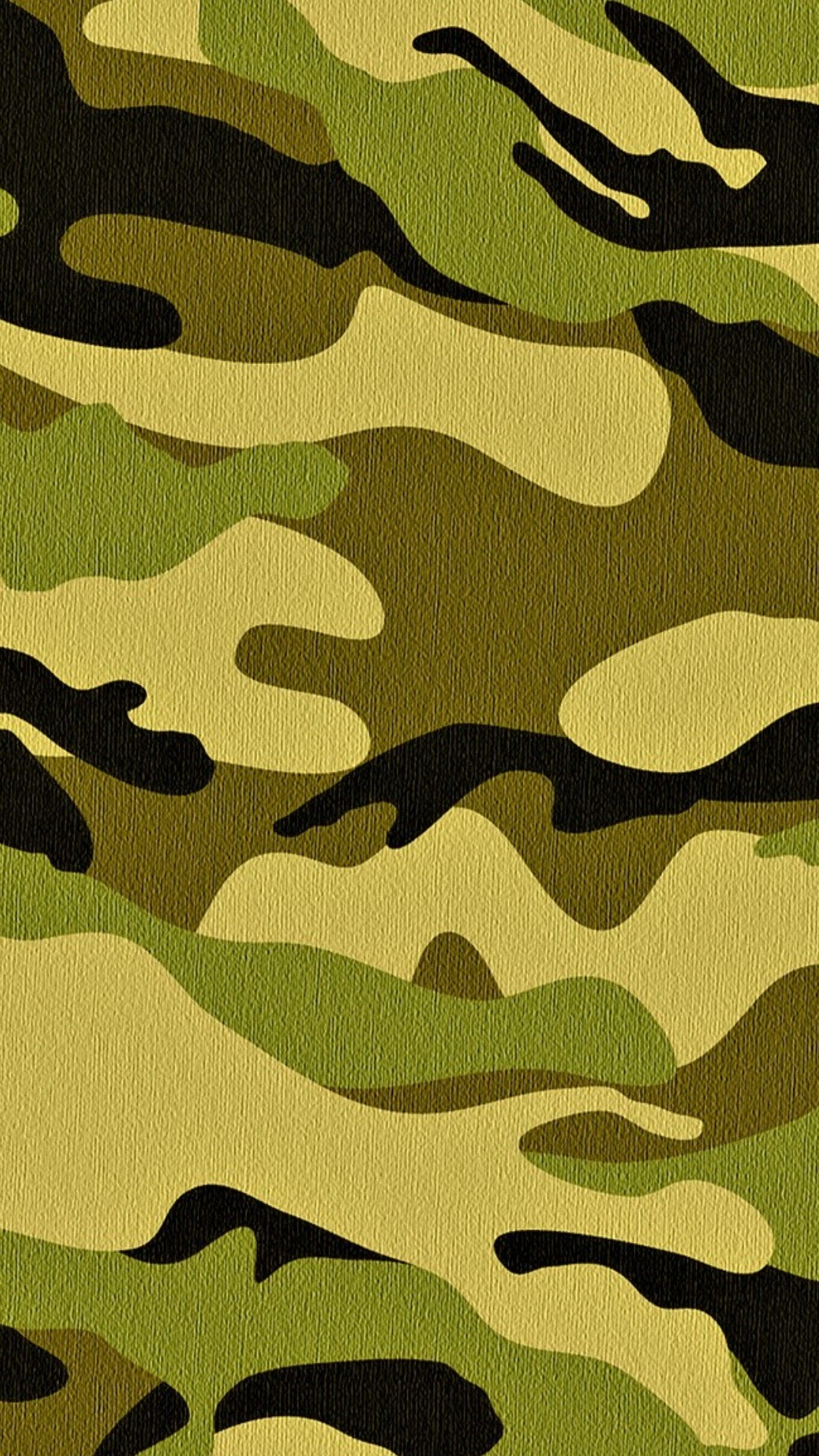 1080x1920 Camouflage wallpaper for iPhone or Android. Tags: camo, hunting, army,  backgrounds