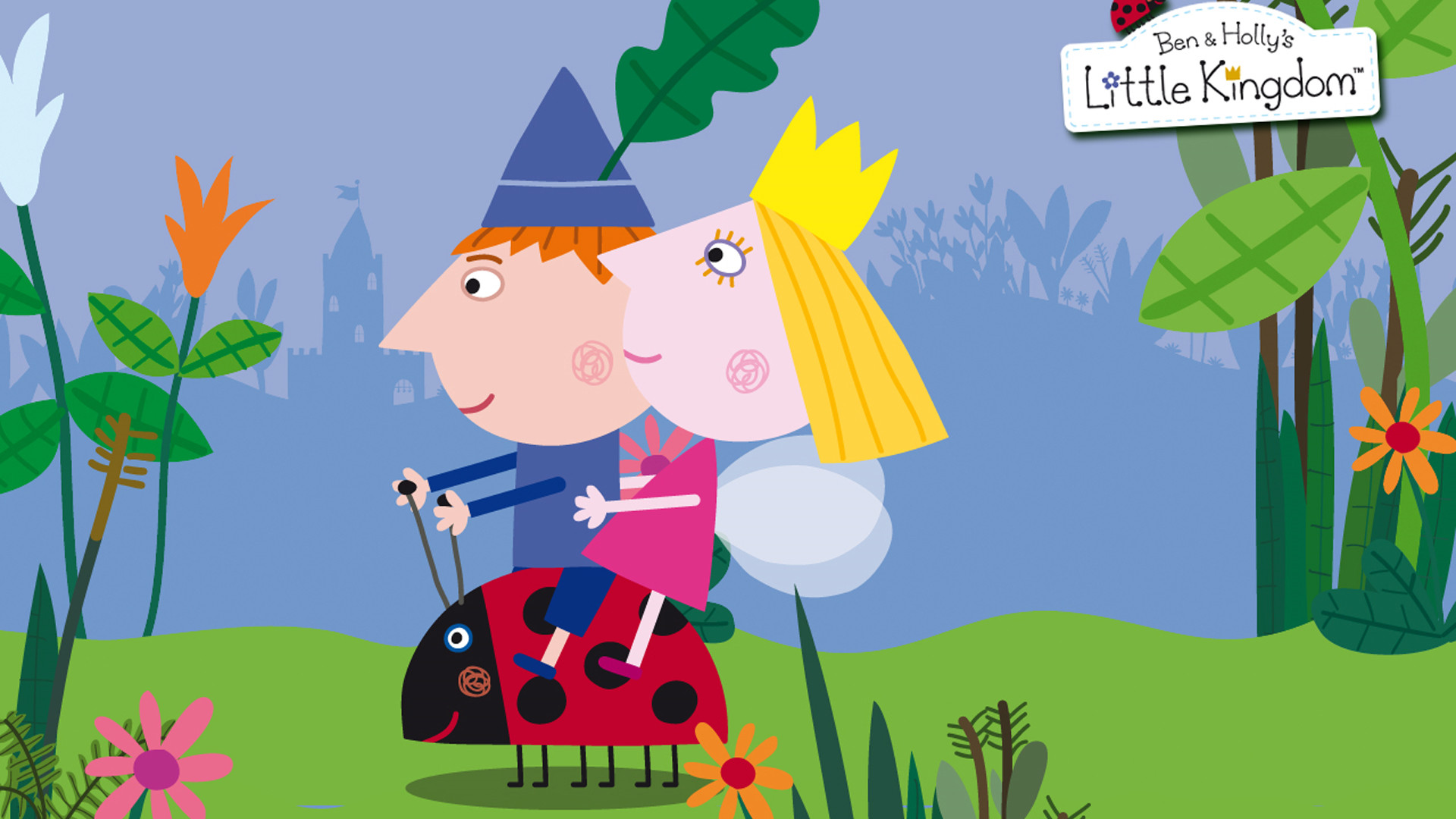 ben and holly wallpaper (66+ images)