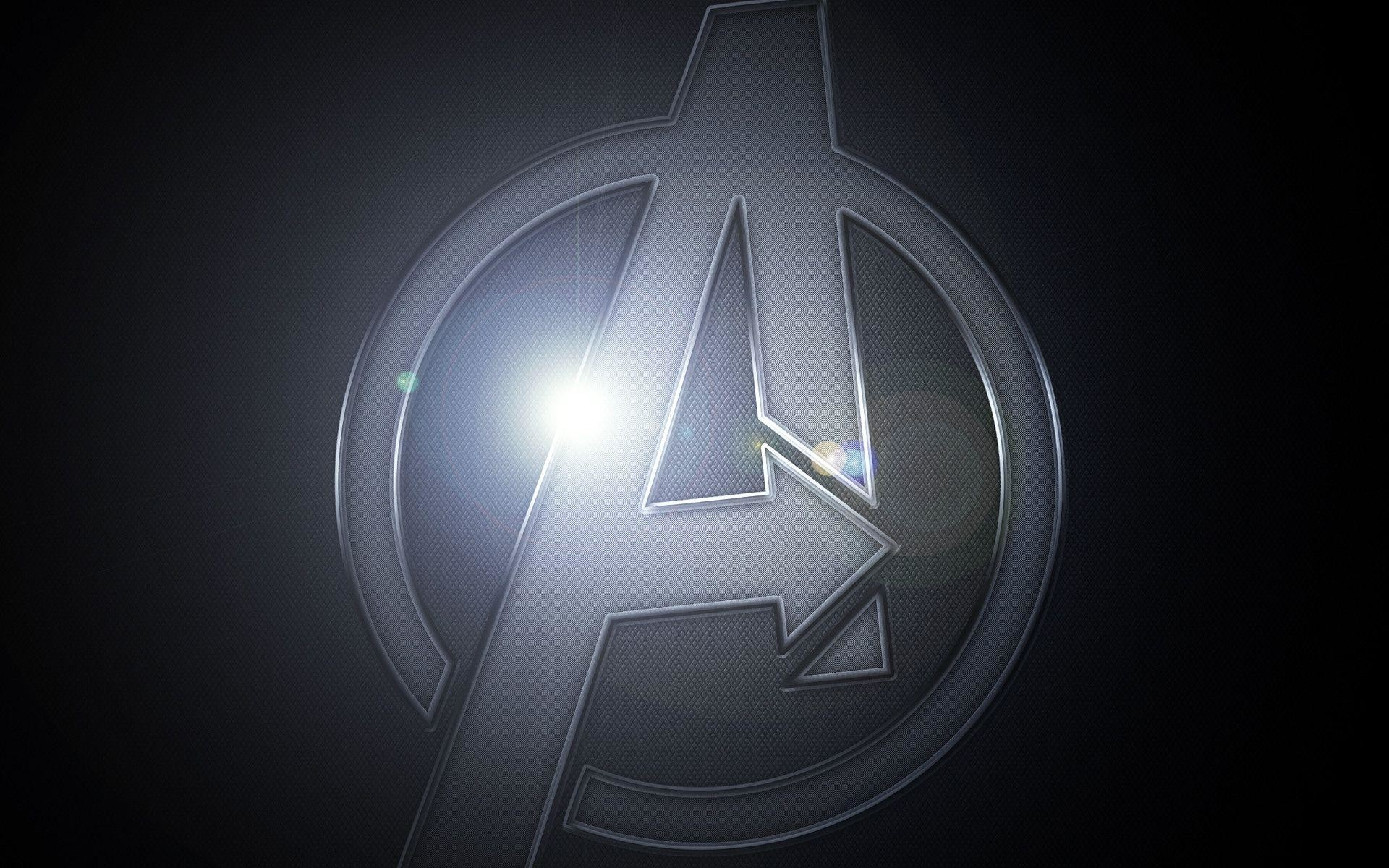 1920x1200 Marvel's The Avengers HD Logo Wallpaper - HD Wallpapers Free .