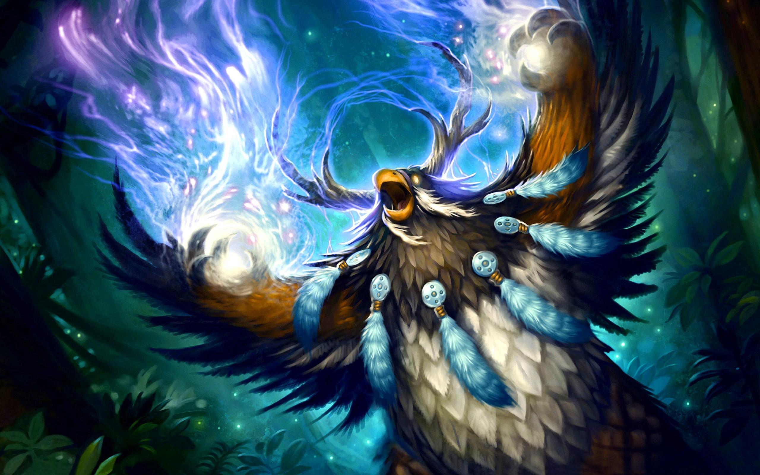 Balance Druid Wallpaper 89 Images