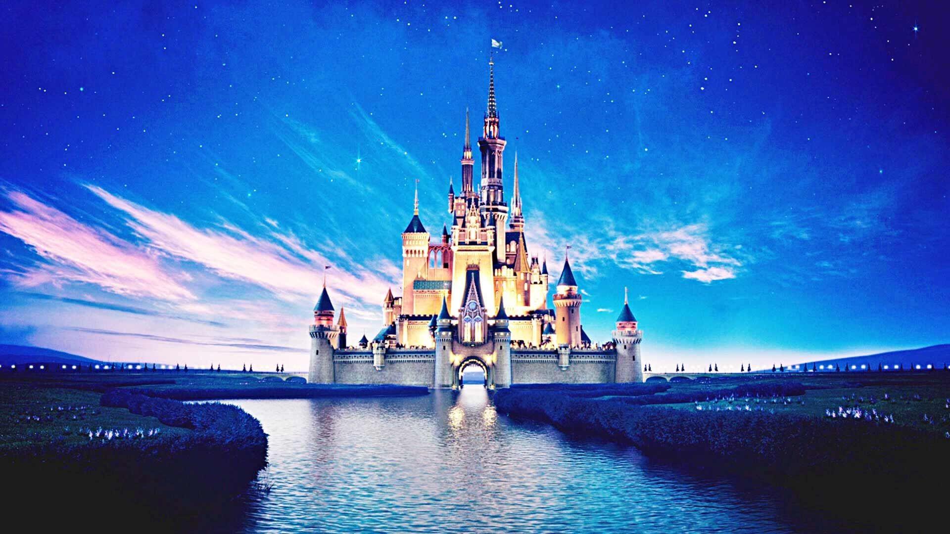 Disney Princess Castle Wallpaper 77 Images