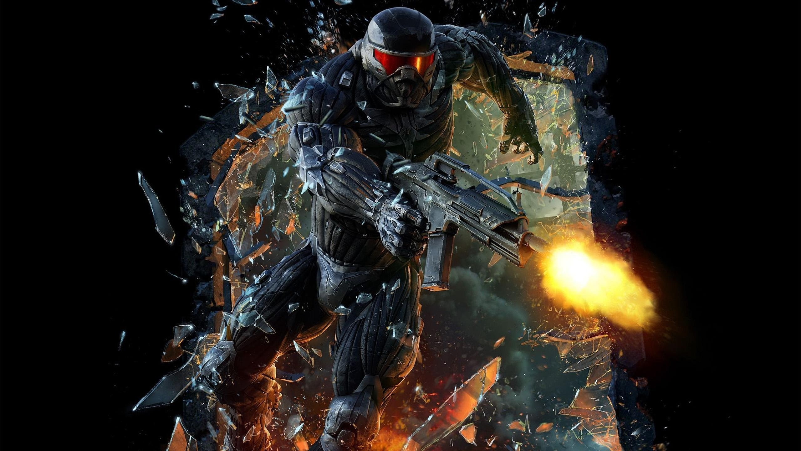 2560x1440 free screensaver wallpapers for crysis 2