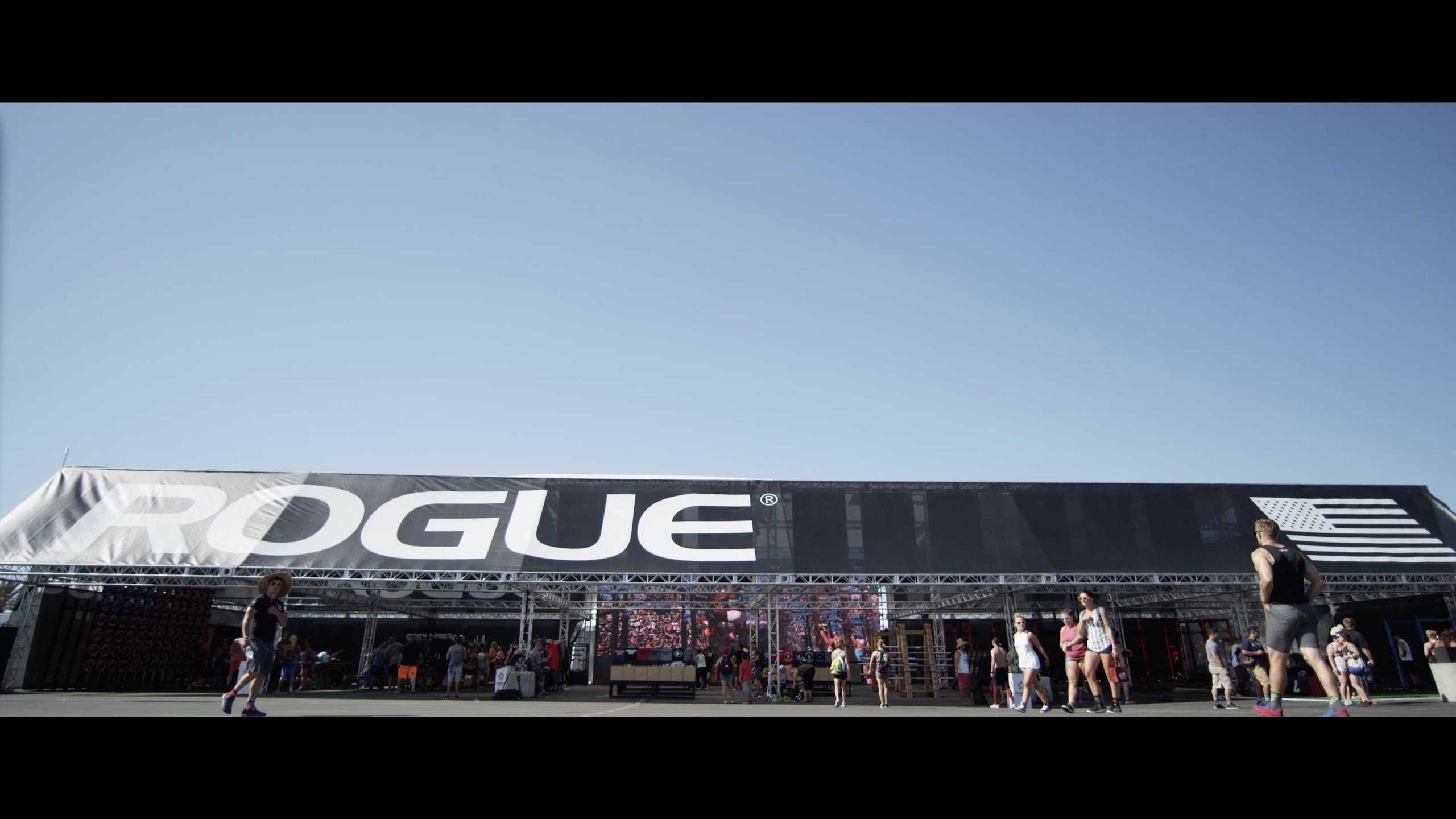 2560x1440 PinSpider – The 2015 Reebok CrossFit Games – Rogue Booth