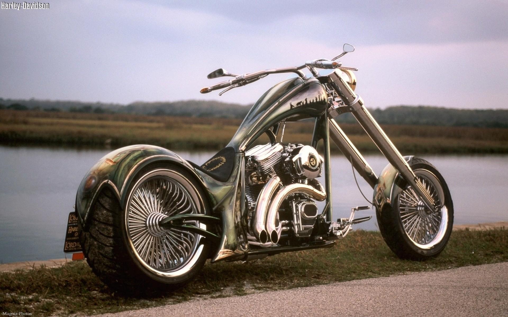 1920x1080 Harley Davidson Bike 8