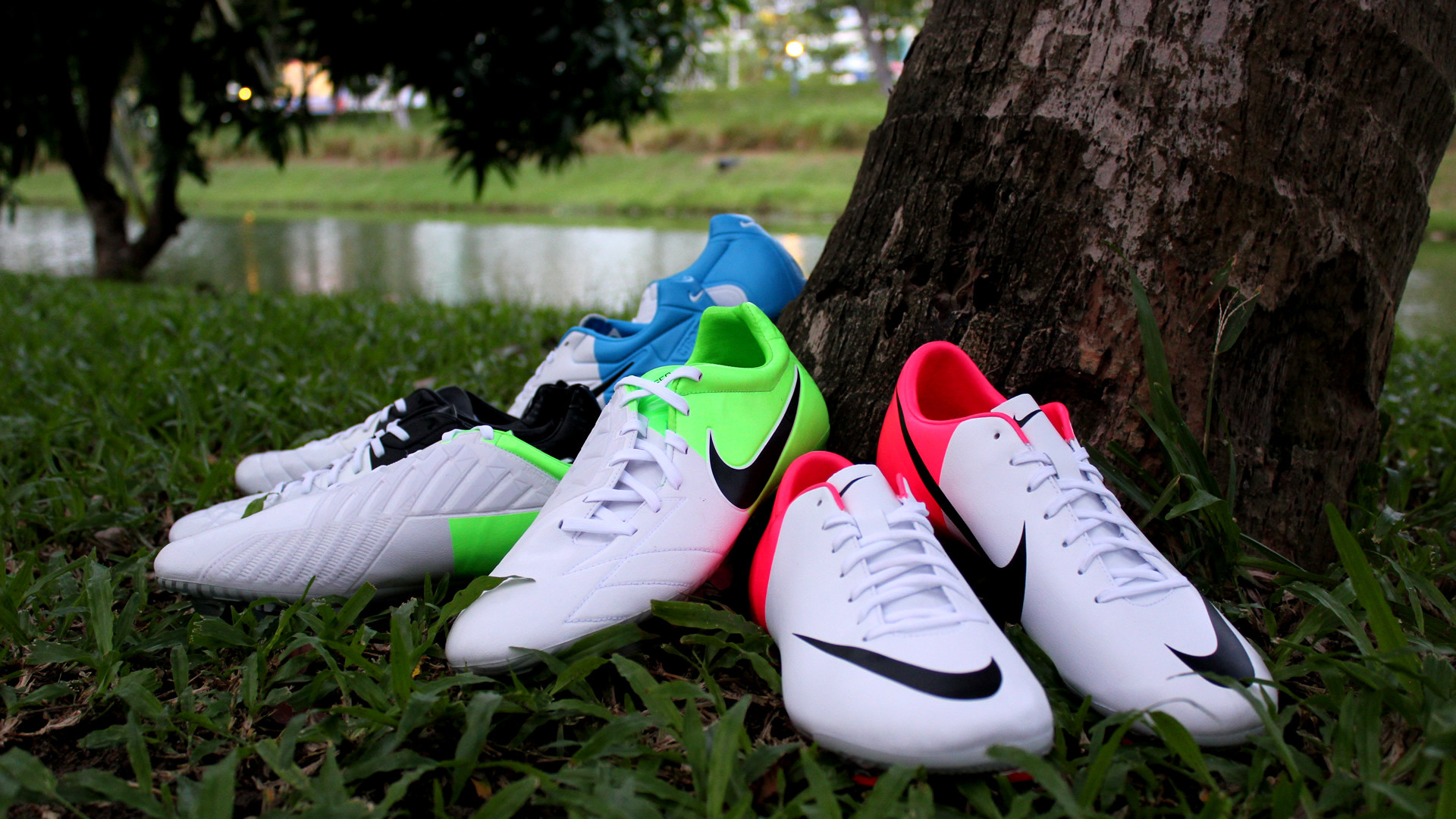 1920x1080 hd wallpaper the clash pin nike collection football