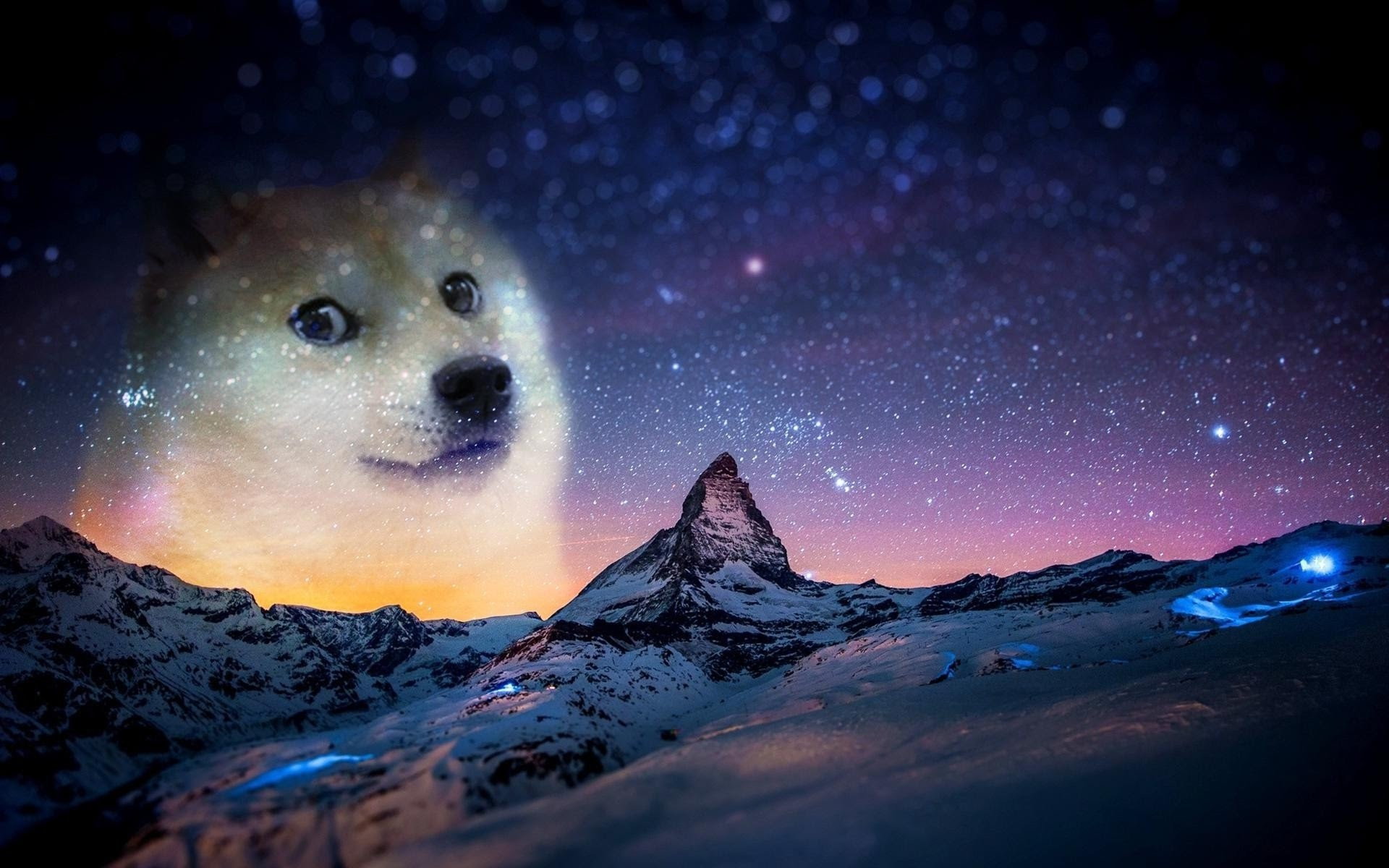 1920x1200 Doge Cosmos Live St