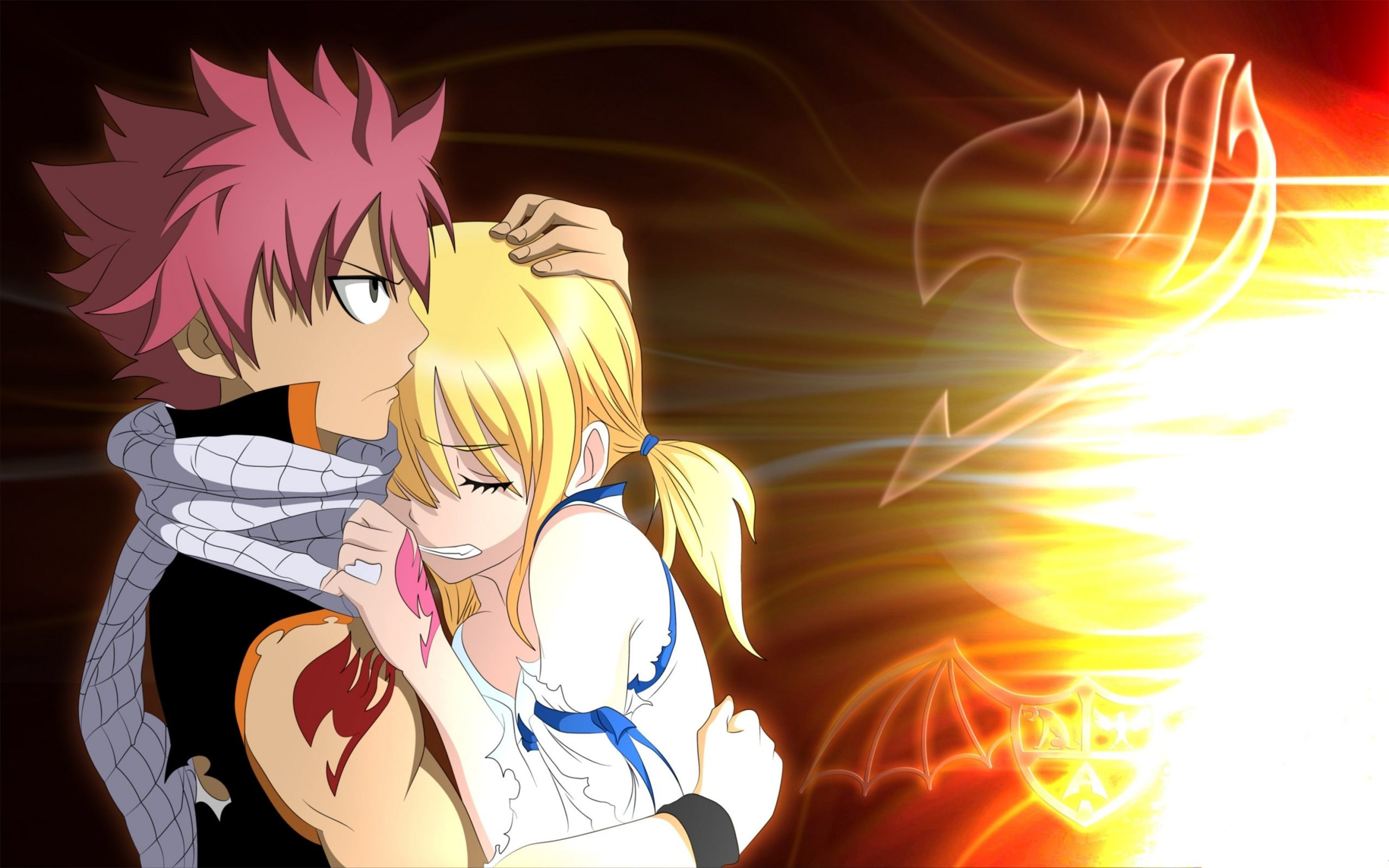 2560x1600 Romantic-Anime-Fairy-Tail-Wallpapers
