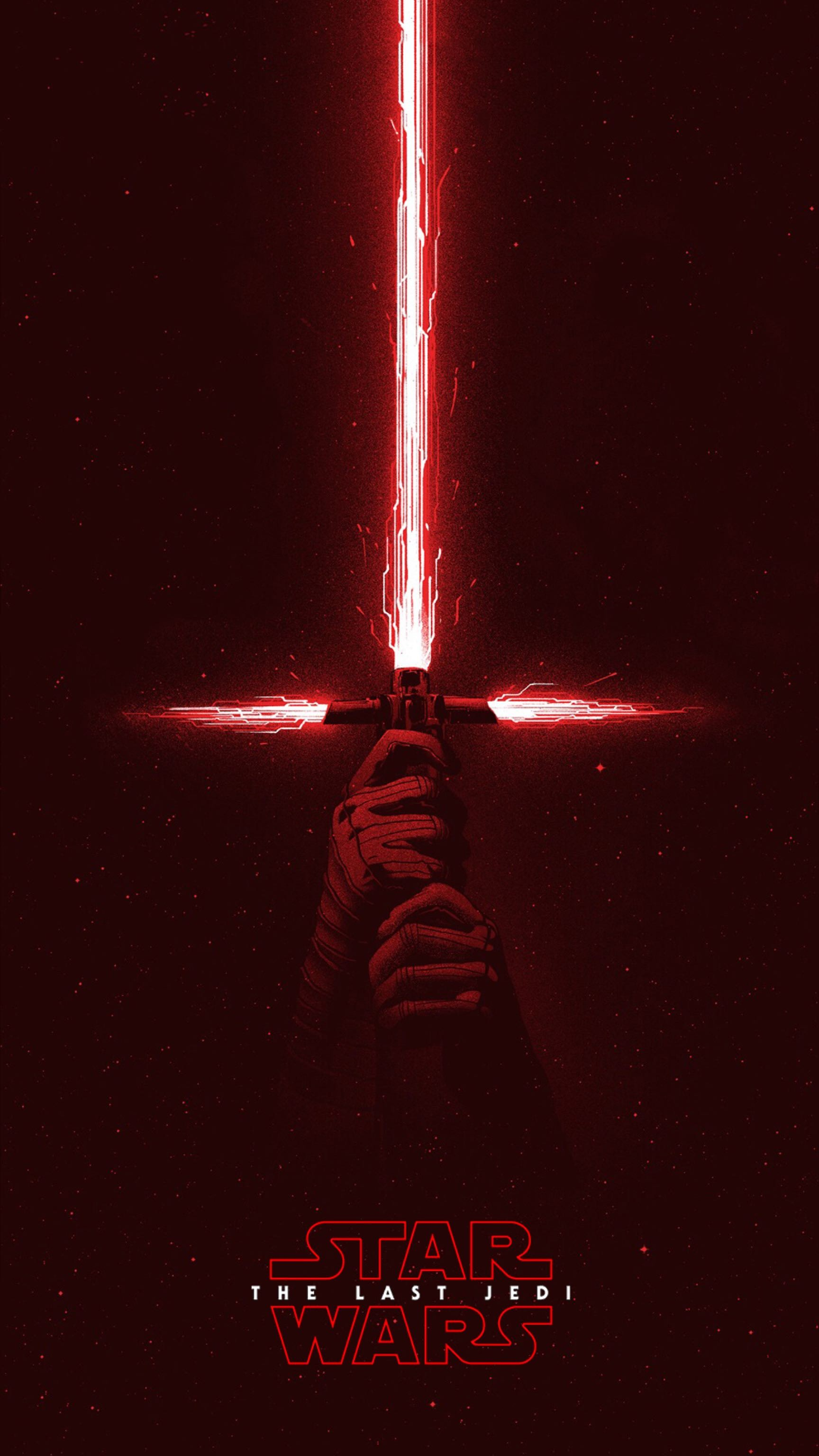 1728x3072 The Last Jedi Kylo Ren...heaven help us if he's the last Jedi