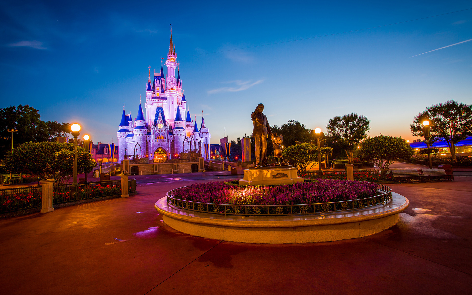 Walt Disney World Hd Wallpaper 71 Images