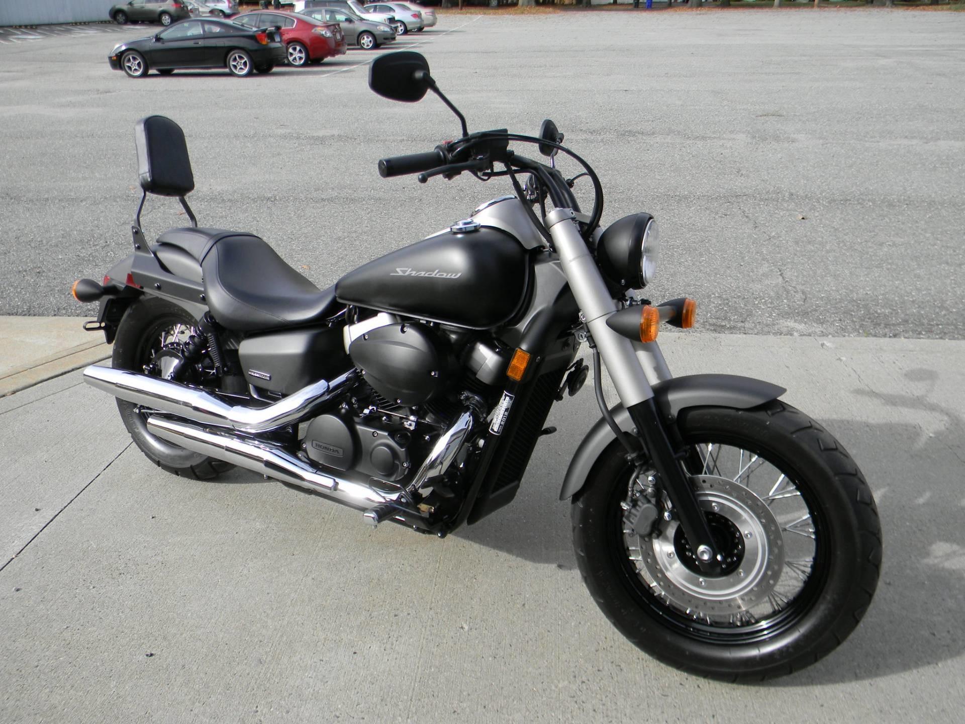 1920x1440 2015 Honda Shadow Phantom® In Tulsa, Oklahoma