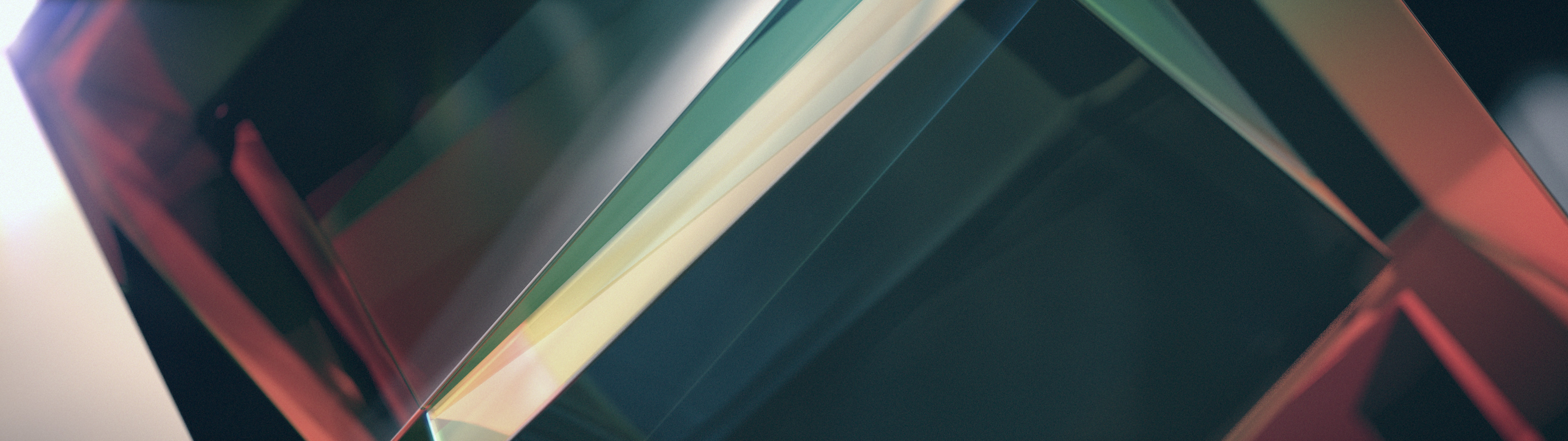 3840x1080 Abstract Dual Monitor ()[OC] ...