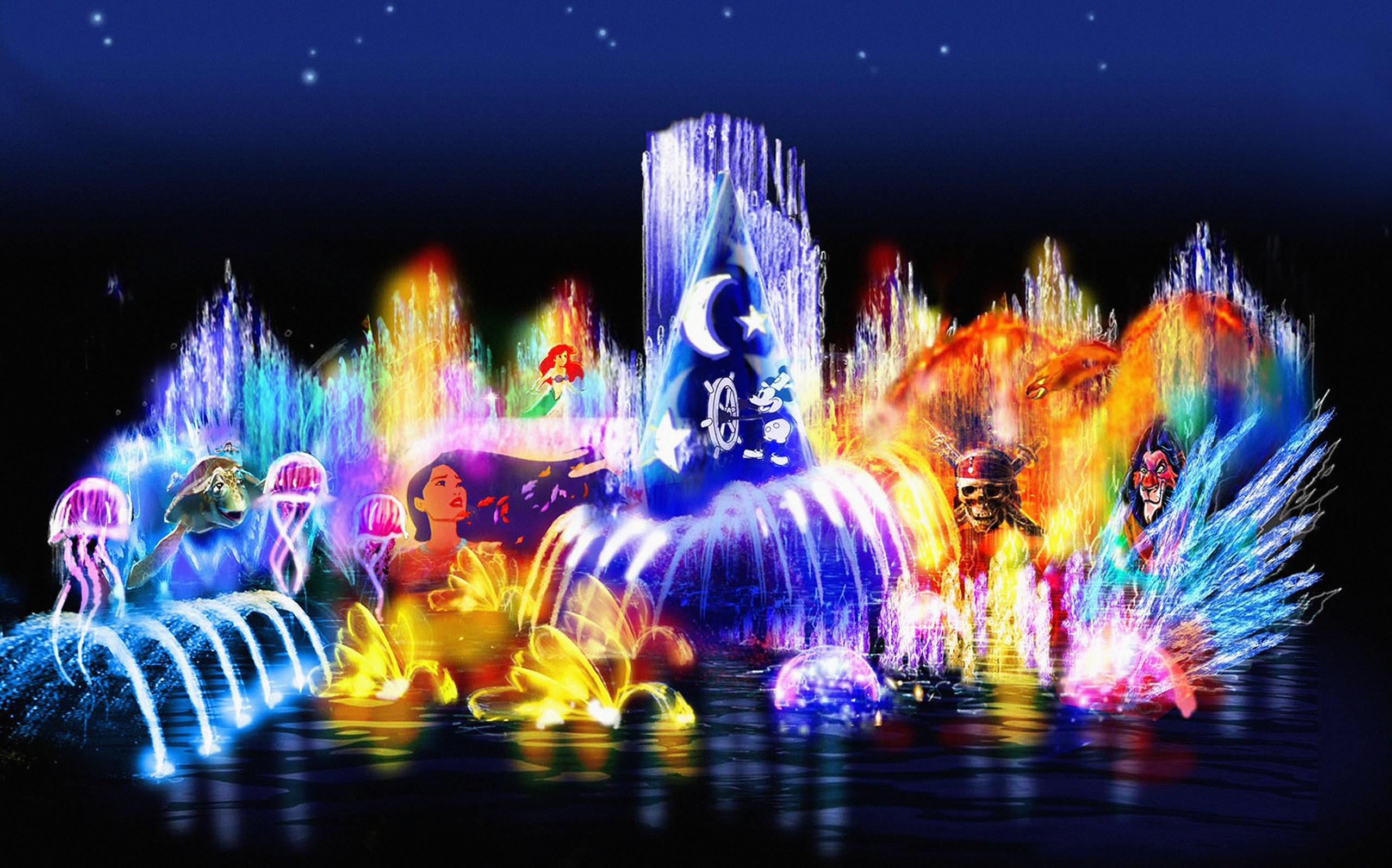 2560x1597 Colorful Disney Backgrounds 19106