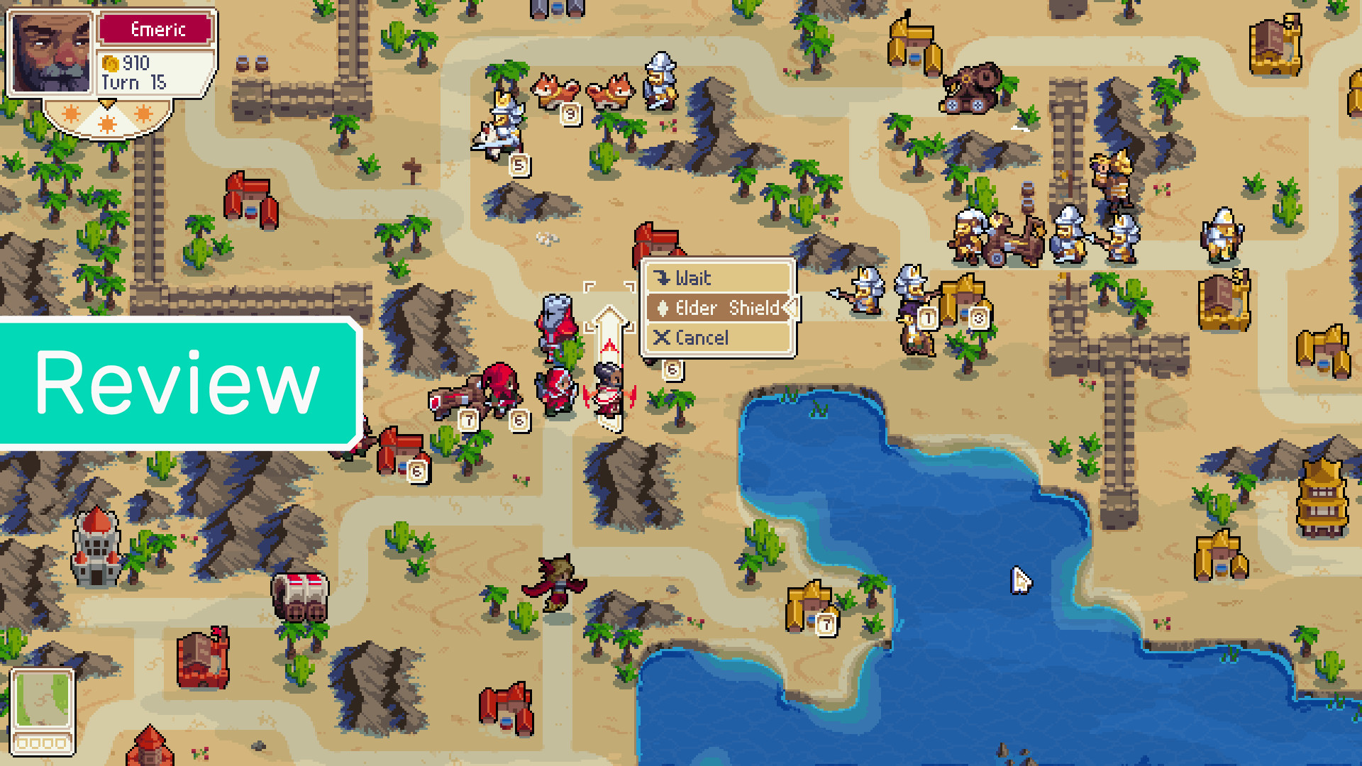 1920x1080 For Desperate Advance Wars Fans, 'Wargroove' Proves a Suitable Successor -  Waypoint