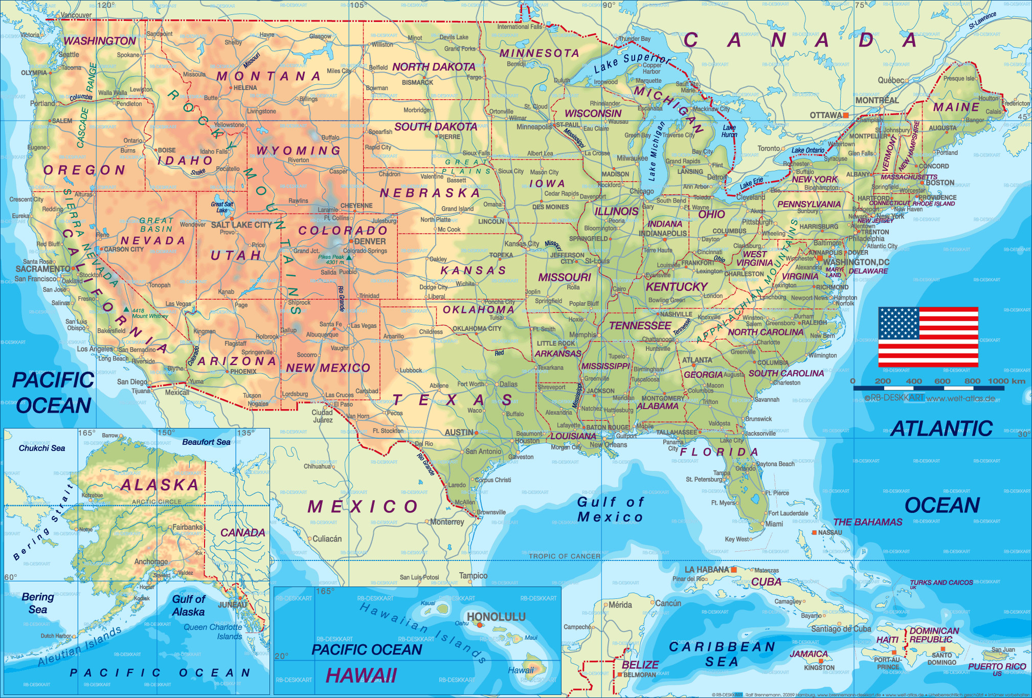 Map Of Usa Picture.United States Map Desktop Wallpaper 59 Images