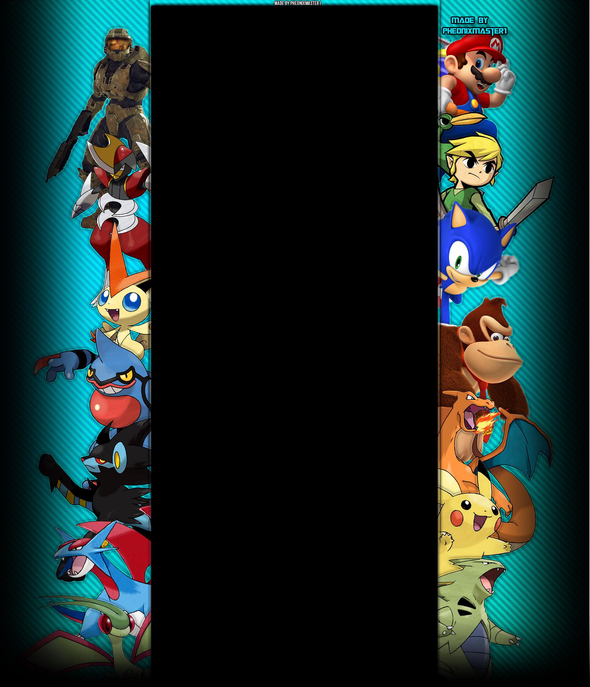 youtube background art