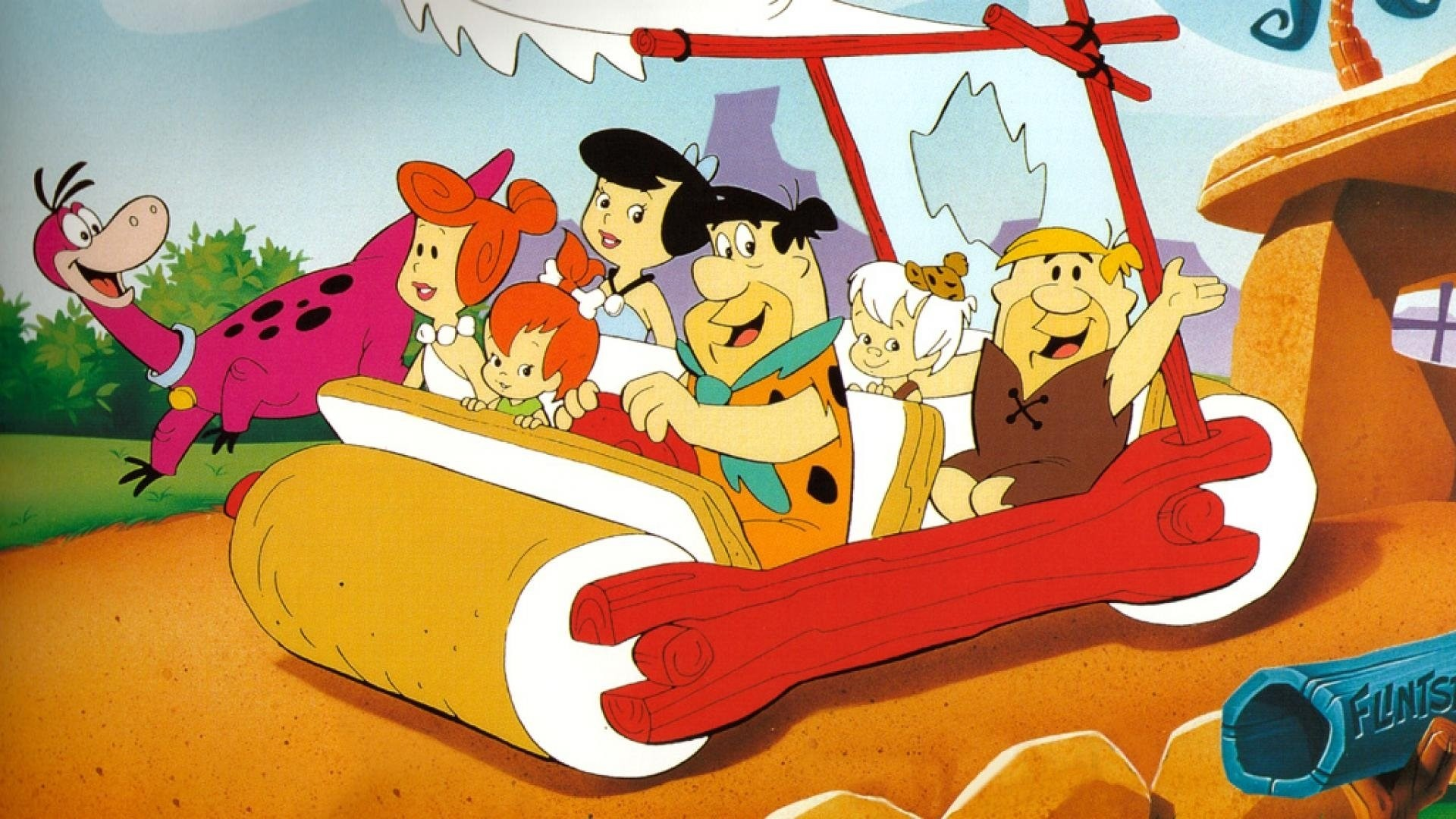 1920x1080 HD Wallpaper | Background ID:662425.  Cartoon The Flintstones