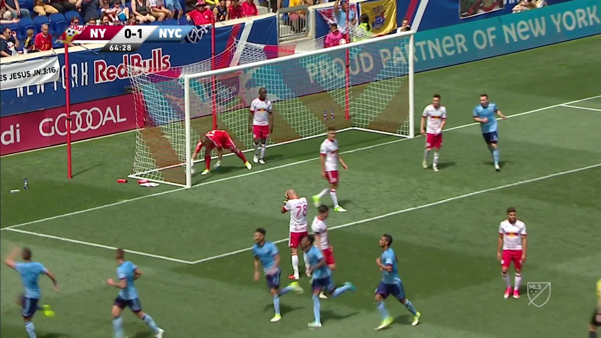 1920x1080 Action from Saturday's MLS games including the Hudson Derby between New  York Red Bulls & New