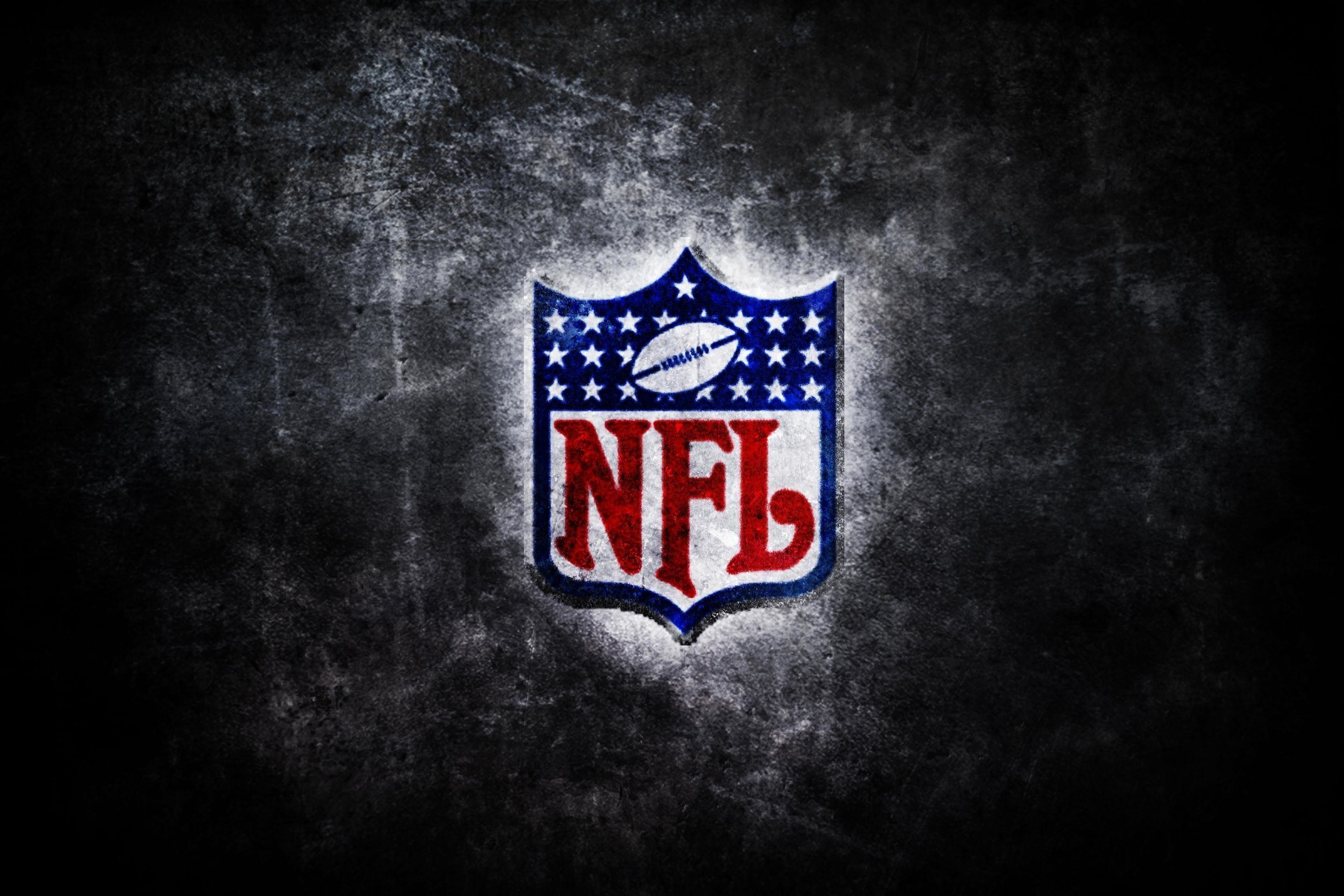 2880x1920 New NFL National Football League Cool Logo Wallpaper HD for .