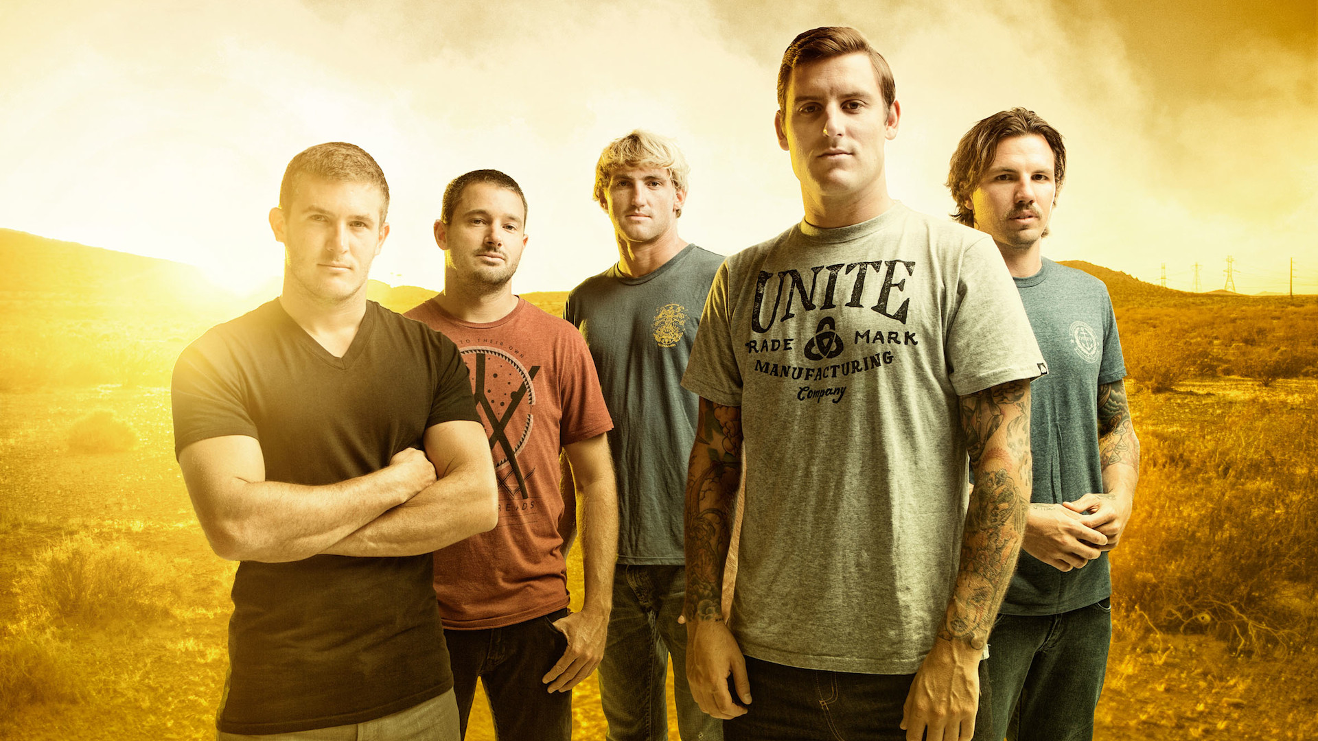 1920x1080 NEWS: Parkway Drive Announce UK/Europe Tour With Asking Alexandria