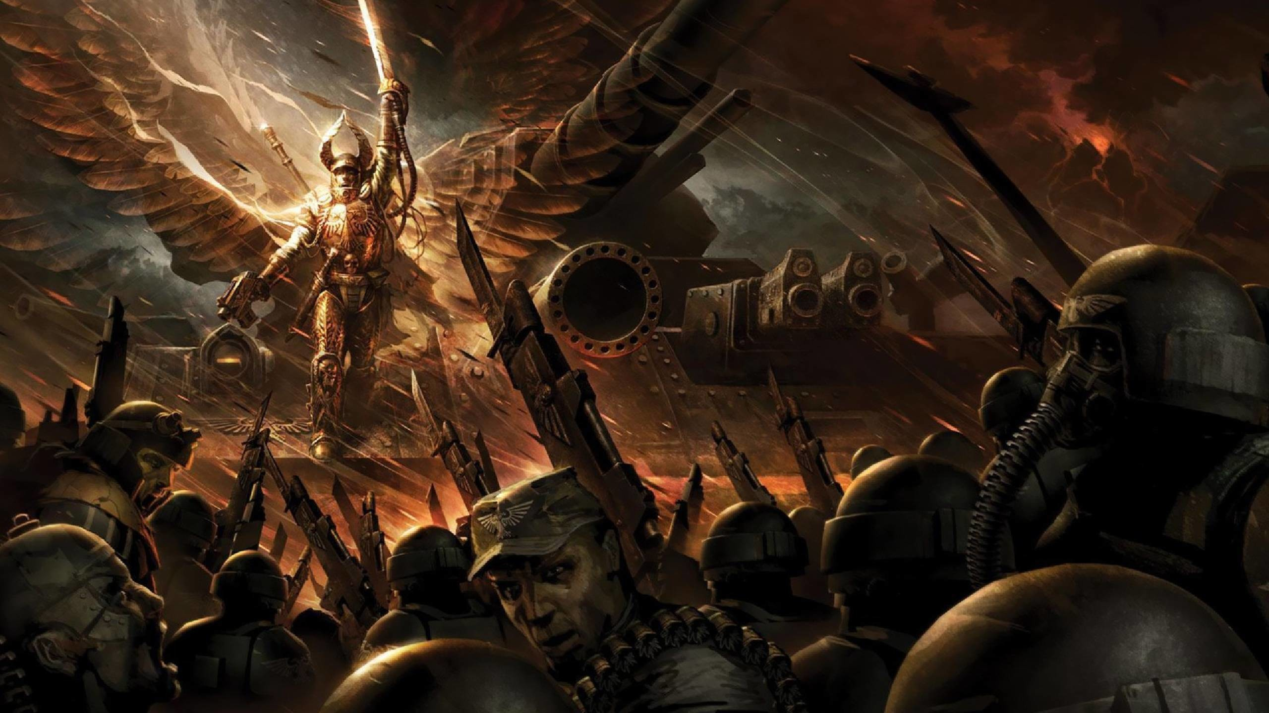 Warhammer 40K HD Wallpapers (64+ images)